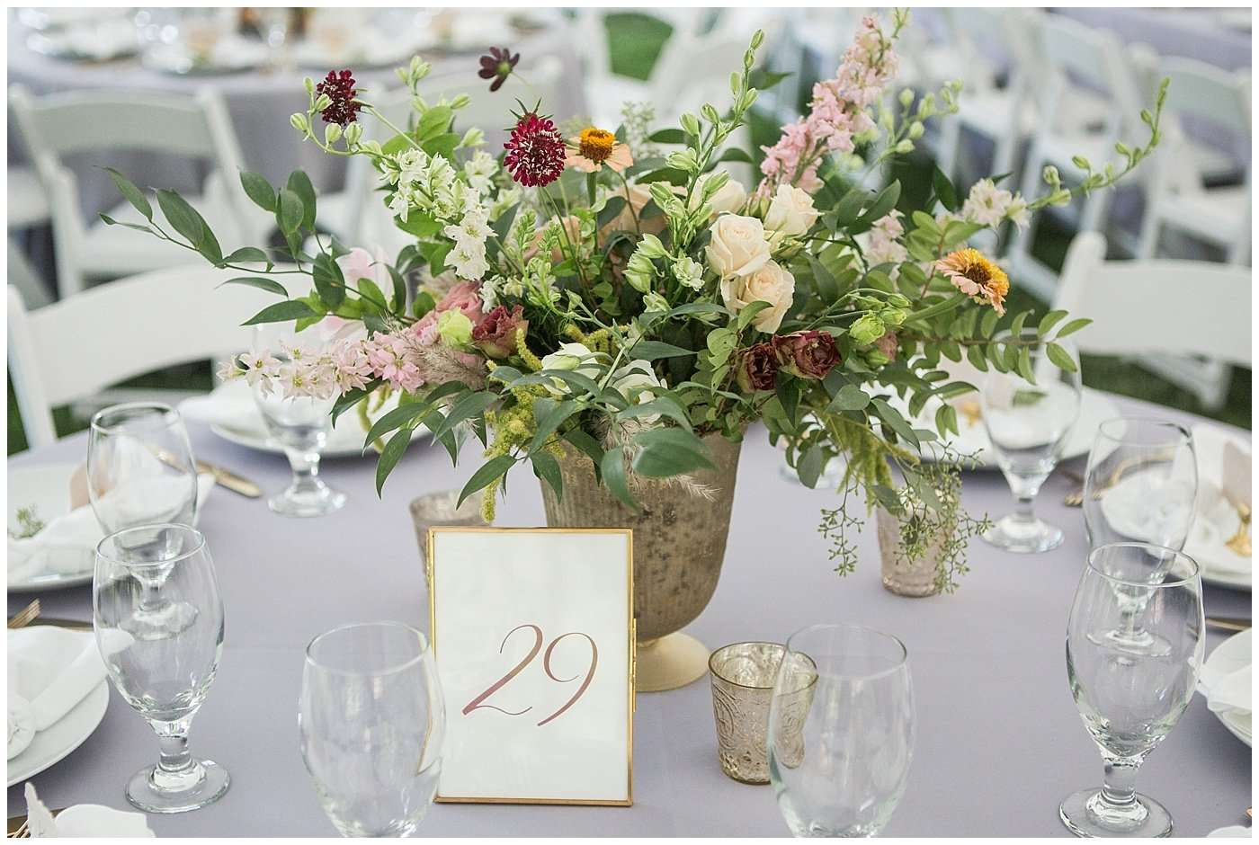 Garden Inspired Wedding at Kingwood Center 174