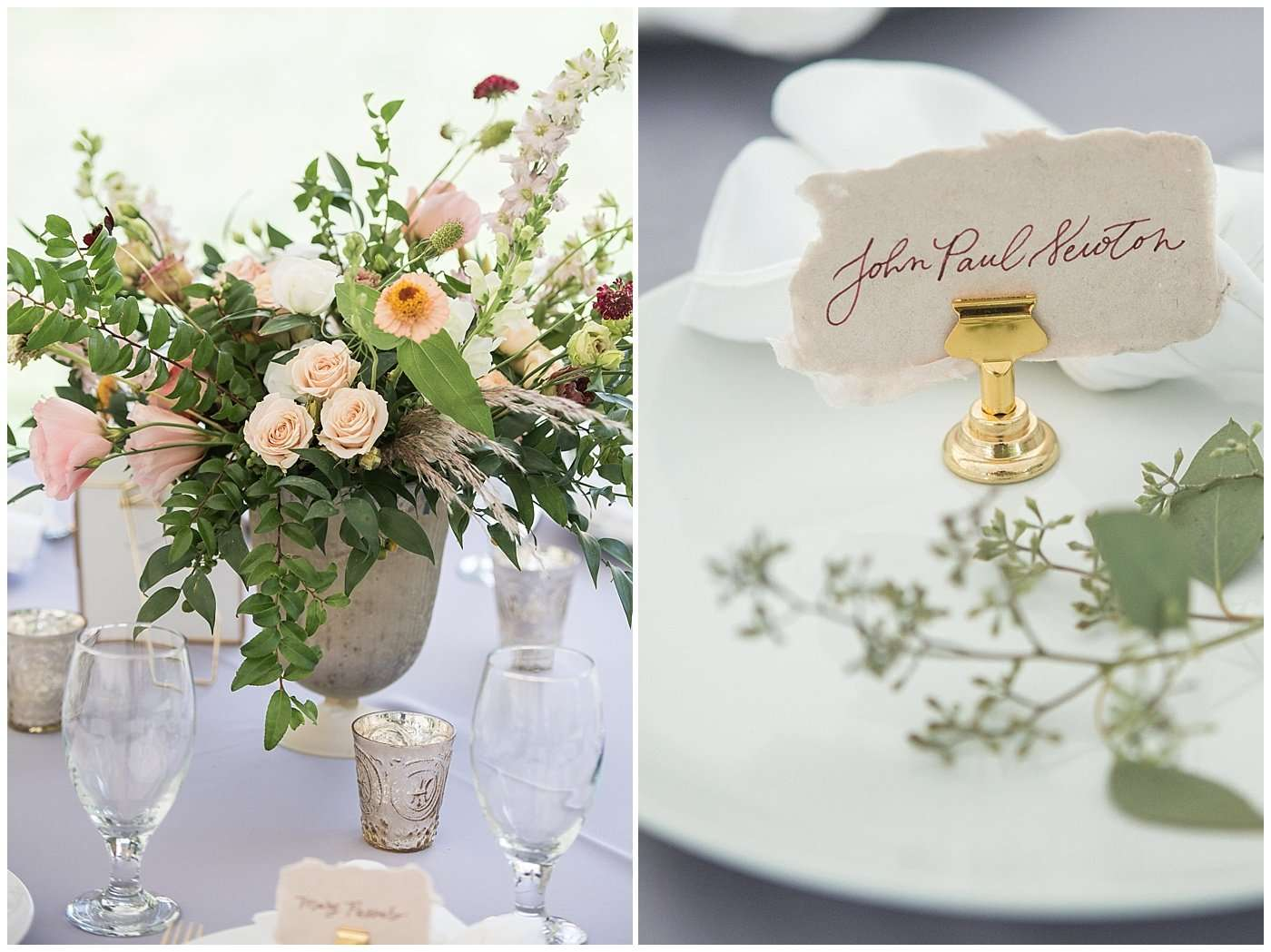 Garden Inspired Wedding at Kingwood Center 170