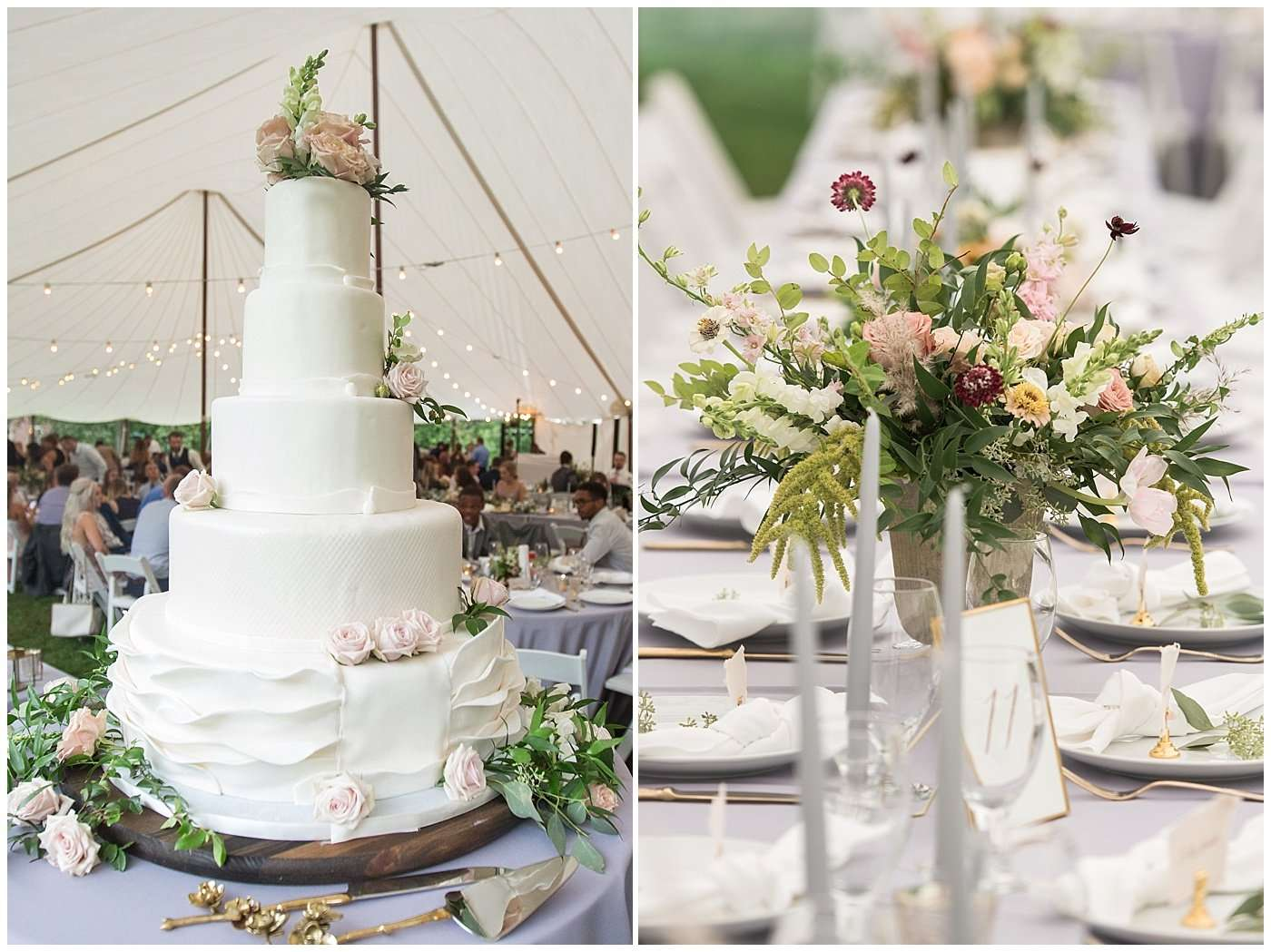 Garden Inspired Wedding at Kingwood Center 176