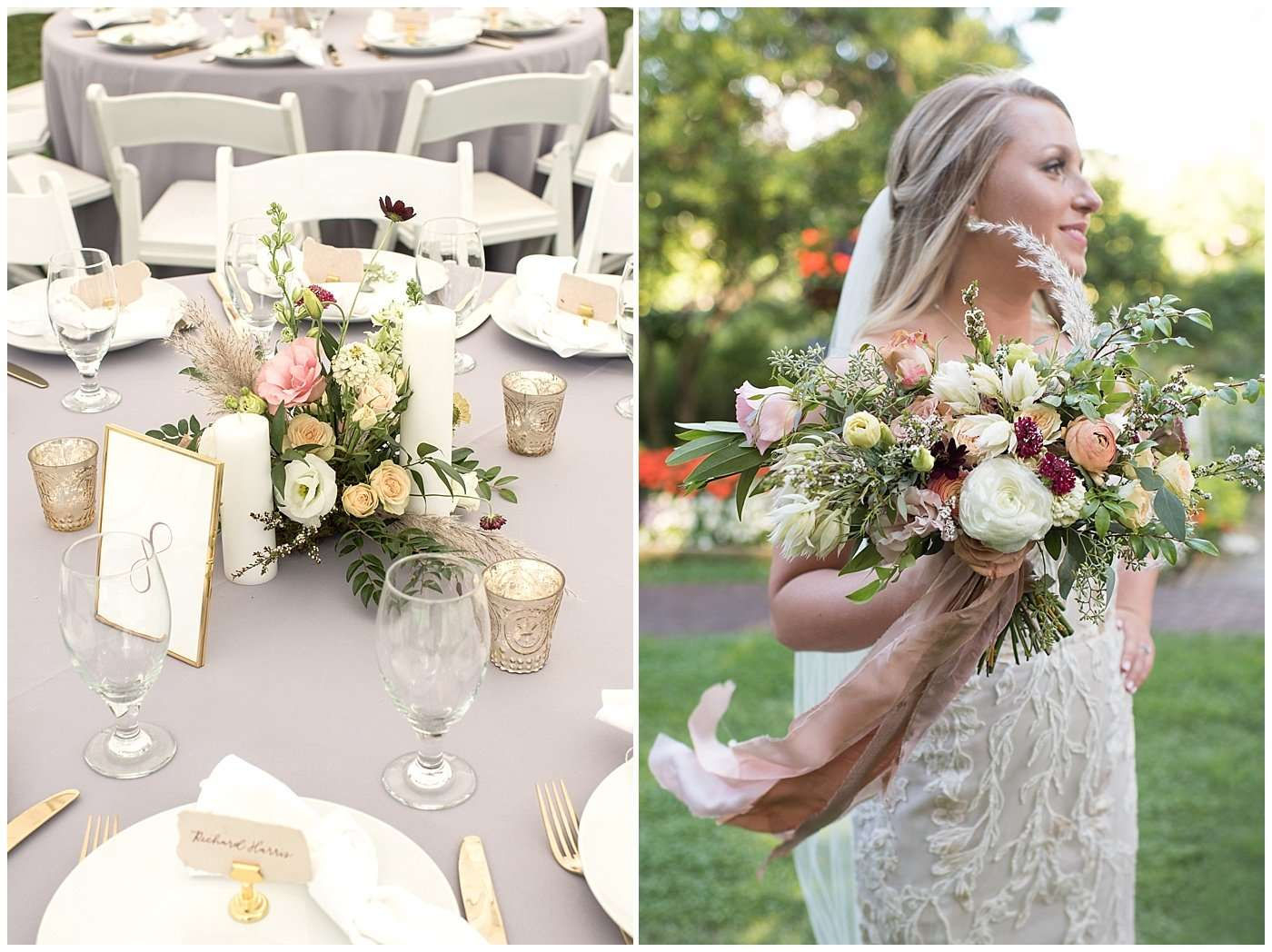Garden Inspired Wedding at Kingwood Center 144