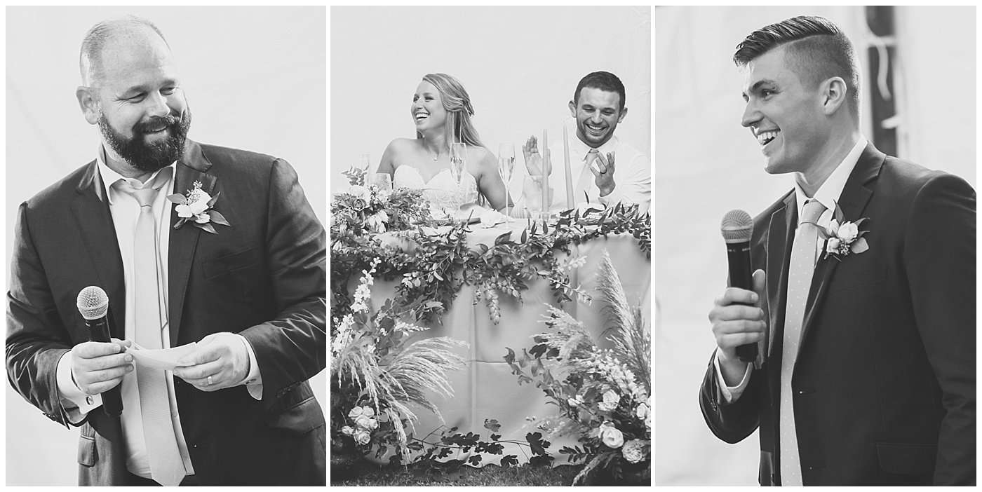 Jake & Abbie | A Swoon-Worthy Wedding at Breathtaking Garden Estate 190