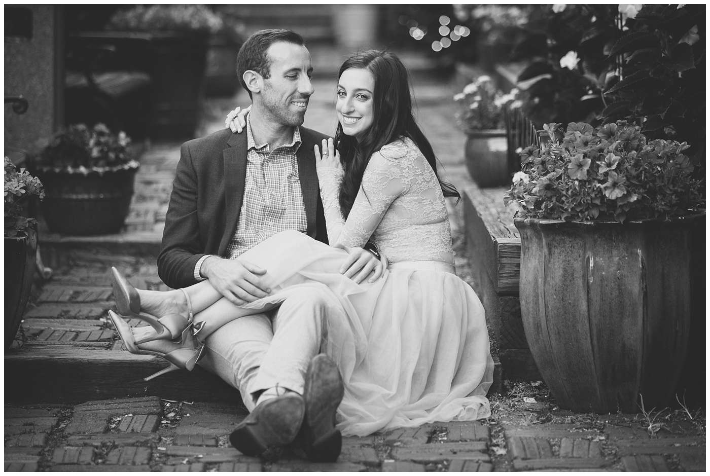 German Village Engagement Photos | Columbus Ohio Photography 2
