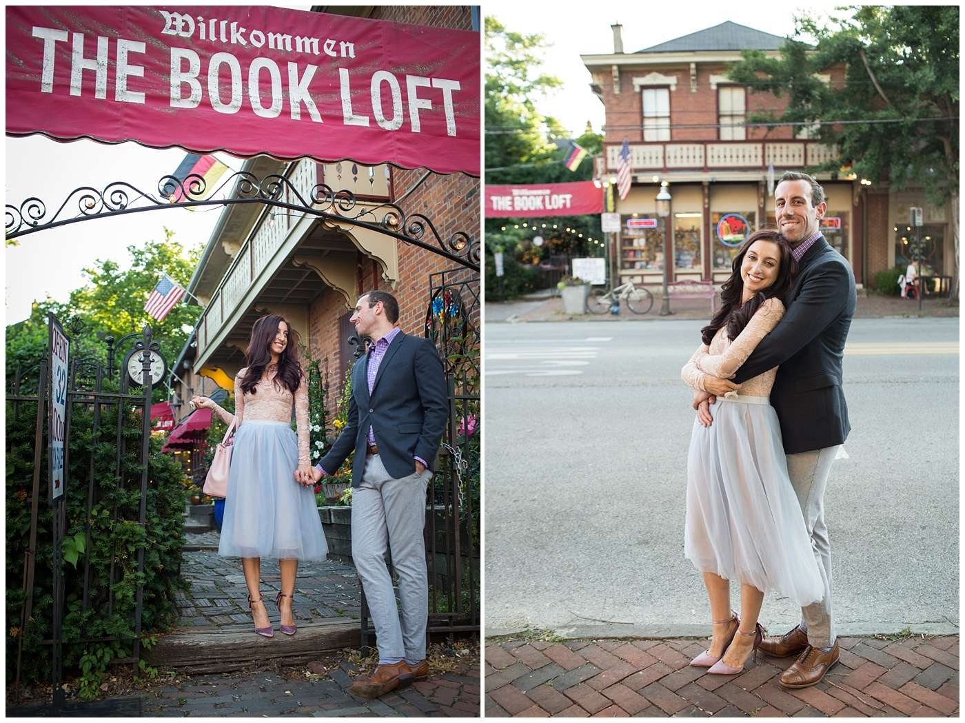 German Village Engagement Photos | Columbus Ohio Photography 22
