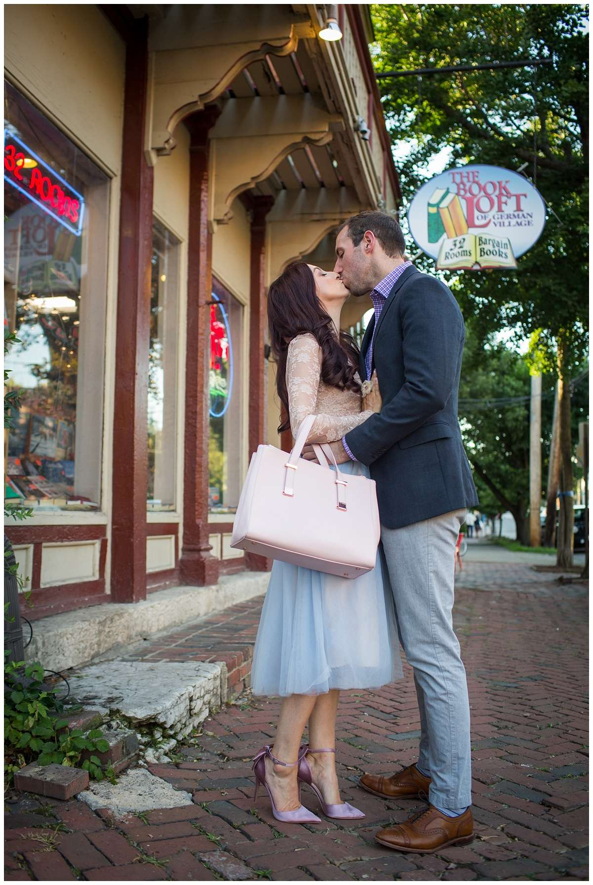 German Village Engagement Photos | Columbus Ohio Photography 24