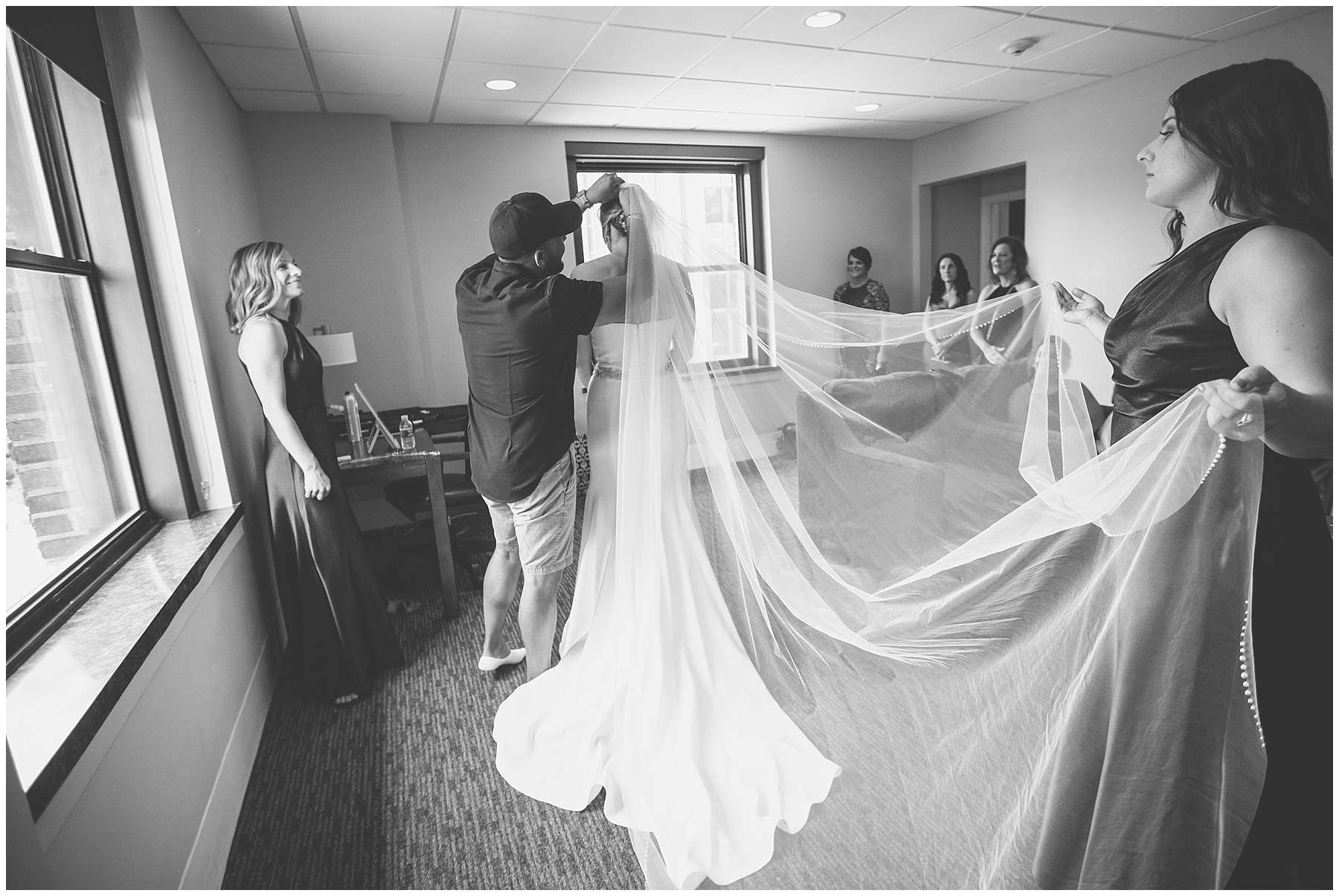 Athletic Club of Columbus Wedding | Columbus Ohio Photography 18