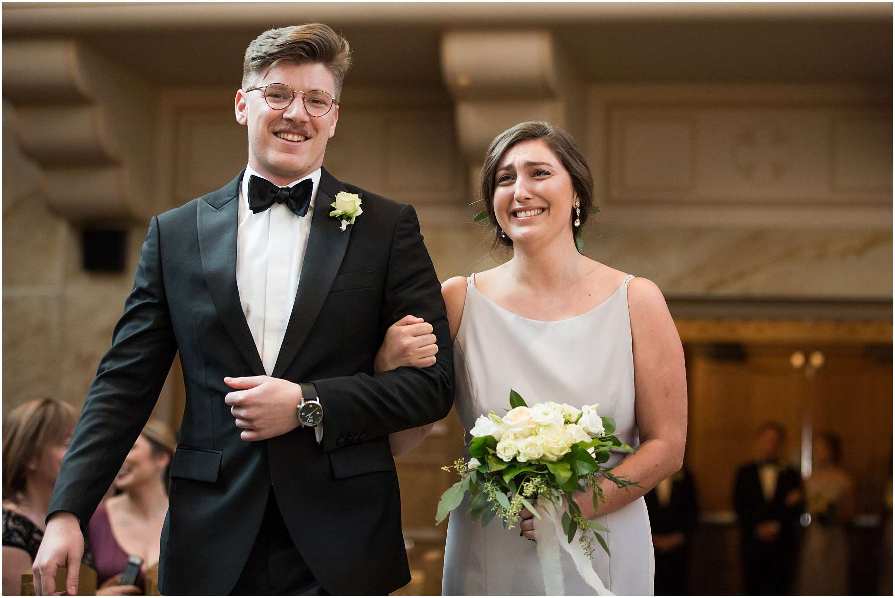 Wedding at the Ohio Statehouse | Columbus Ohio Weddings 68