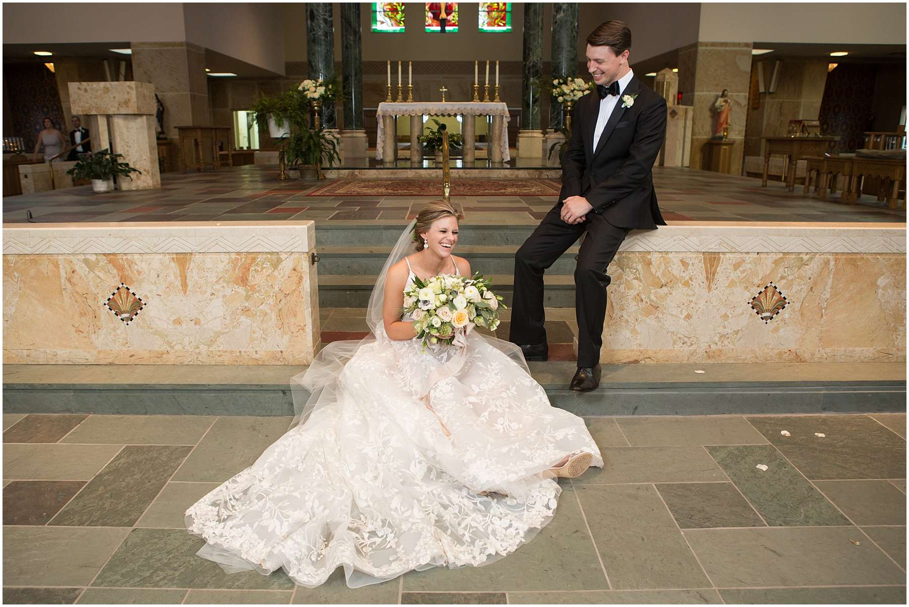 Wedding at the Ohio Statehouse | Columbus Ohio Weddings 134