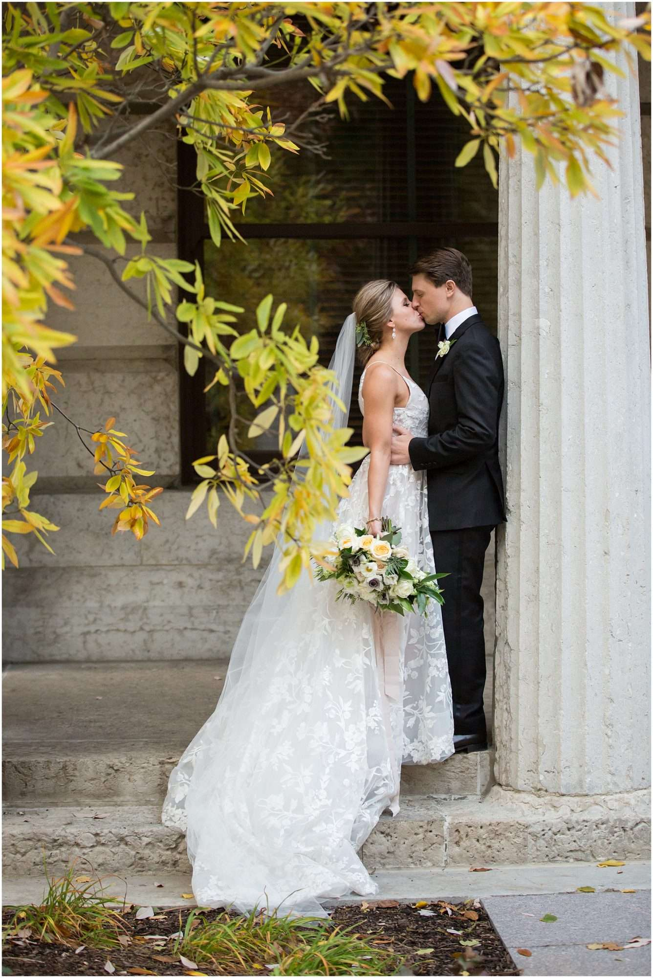 Wedding at the Ohio Statehouse | Columbus Ohio Weddings 142
