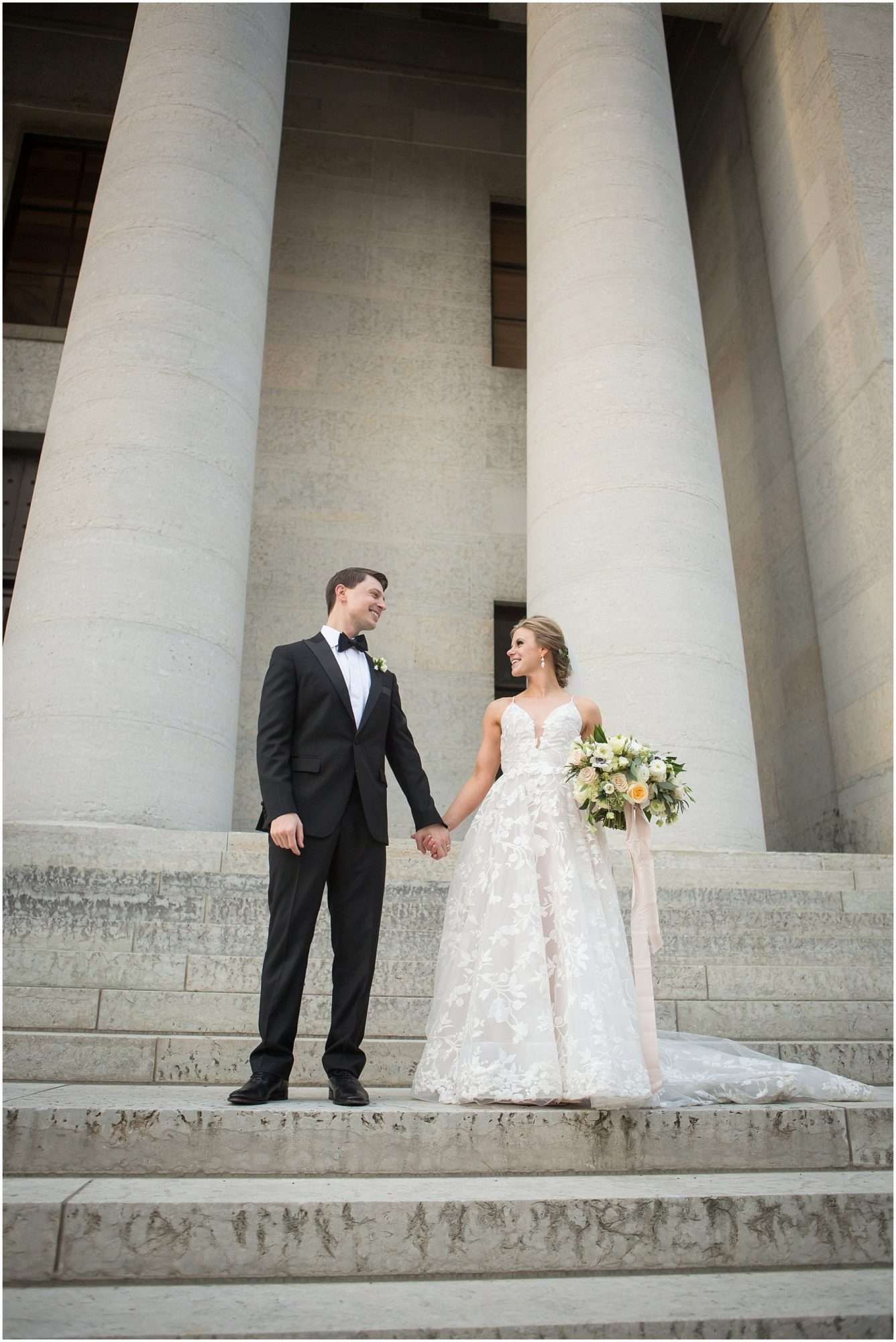Wedding at the Ohio Statehouse | Columbus Ohio Weddings 146