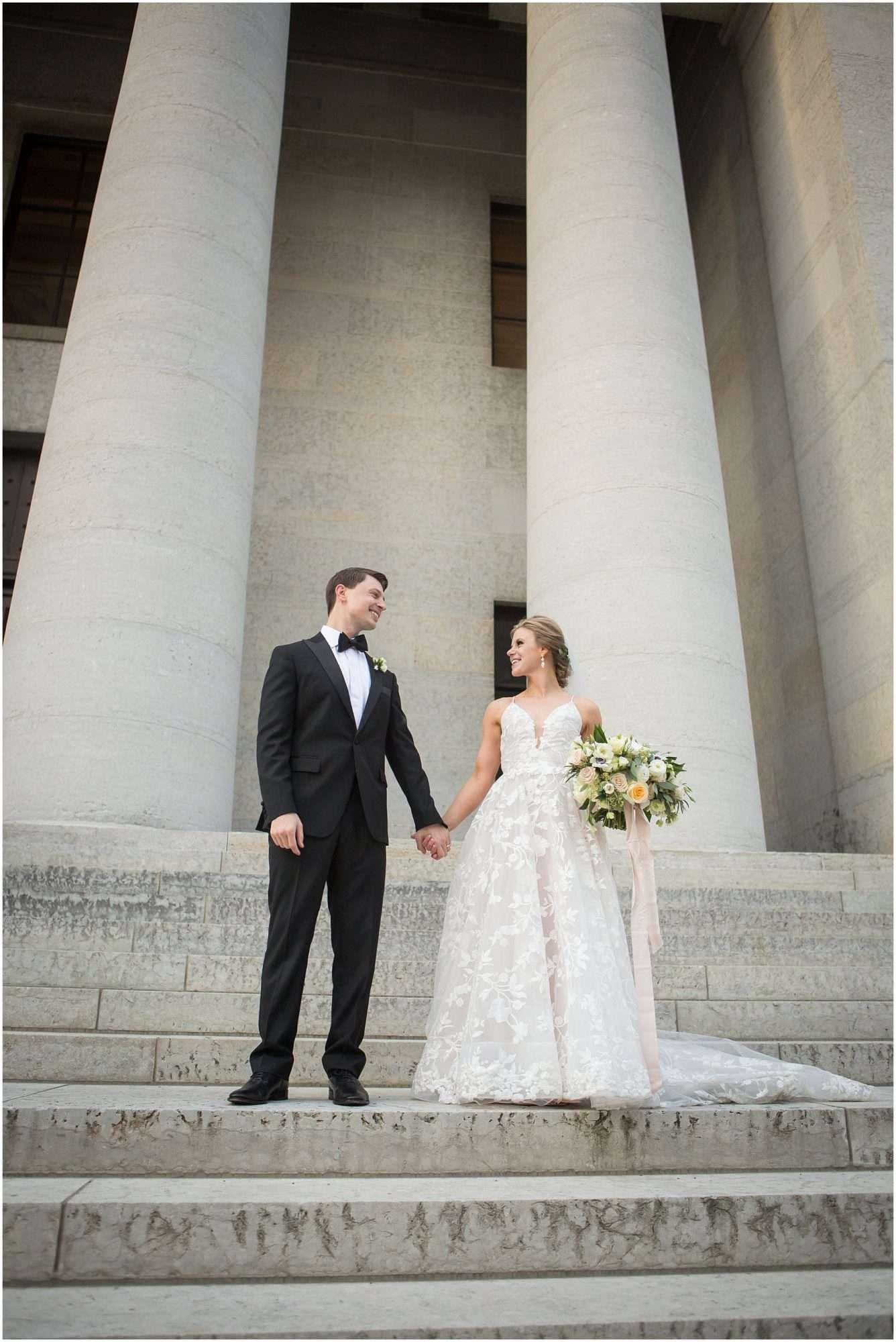 Wedding at the Ohio Statehouse | Columbus Ohio Weddings 150
