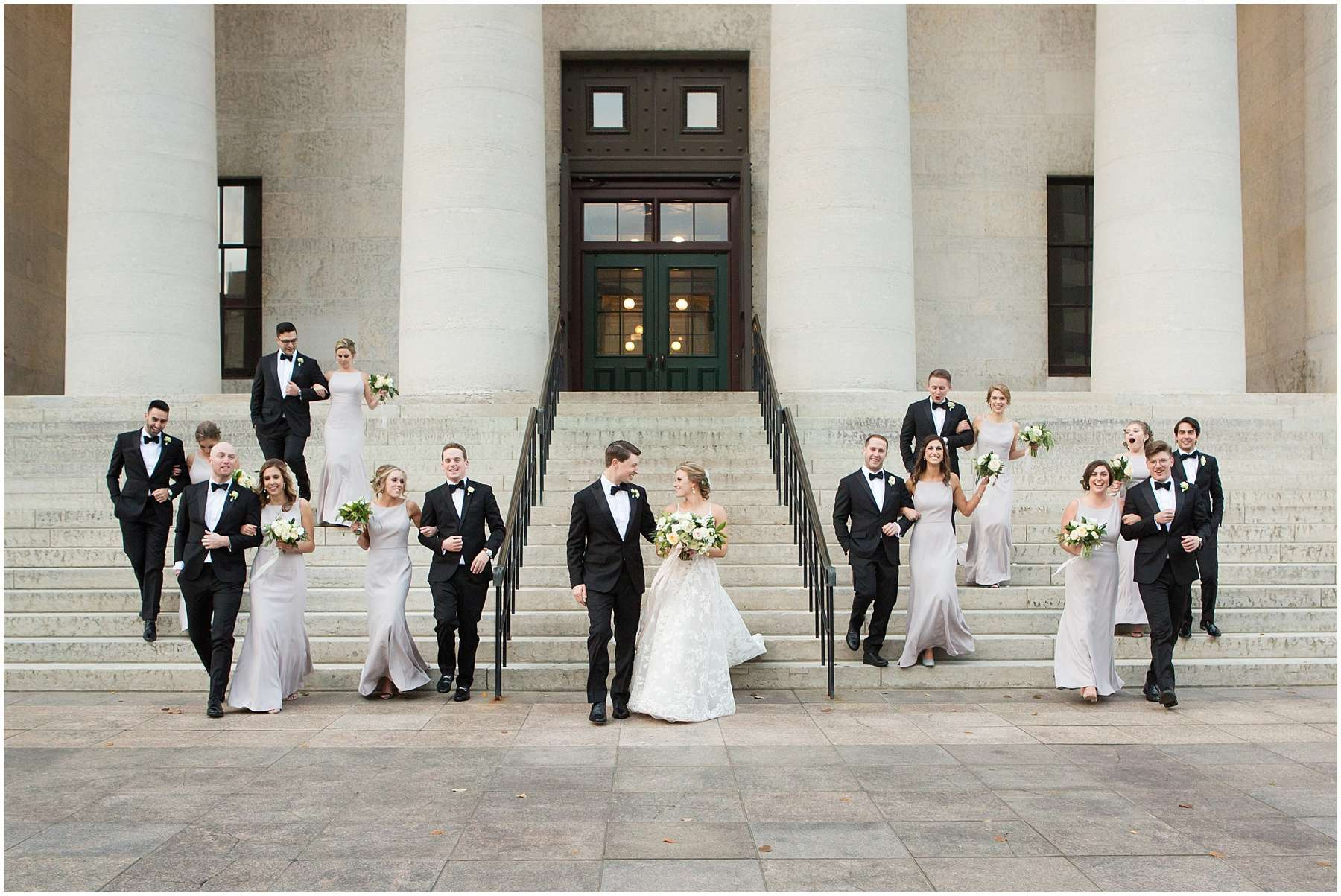 Wedding at the Ohio Statehouse | Columbus Ohio Weddings 148