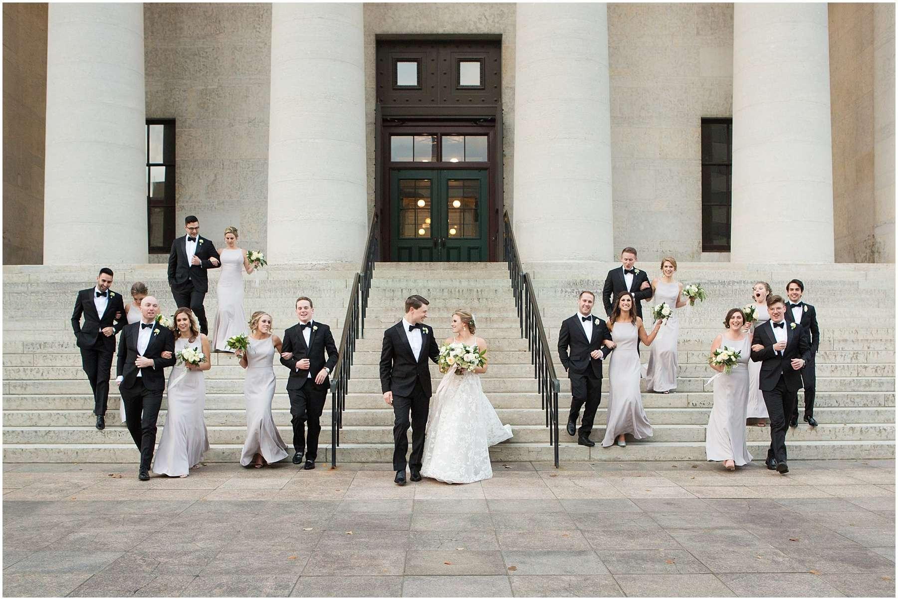 Wedding at the Ohio Statehouse | Columbus Ohio Weddings 152