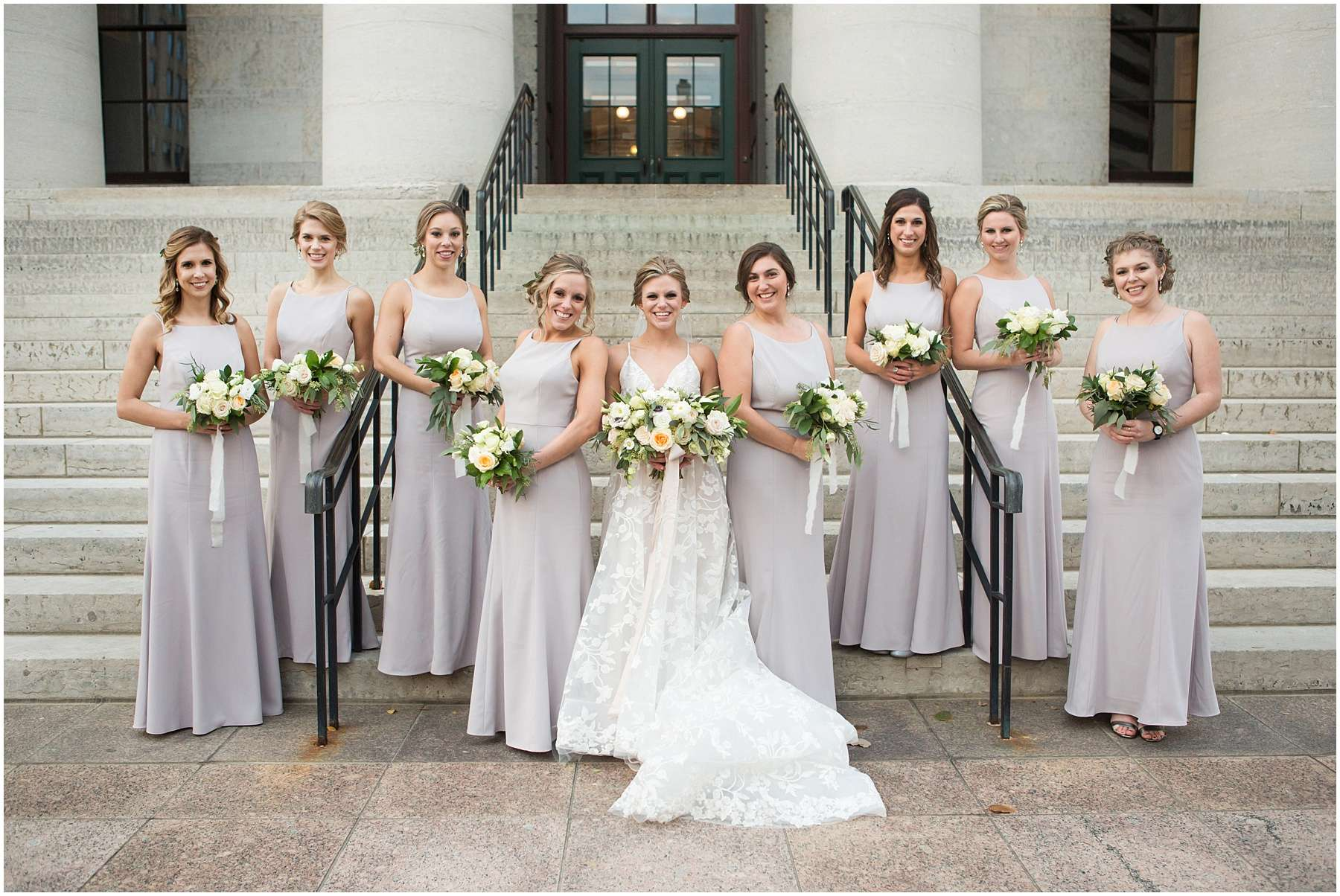 Wedding at the Ohio Statehouse | Columbus Ohio Weddings 160