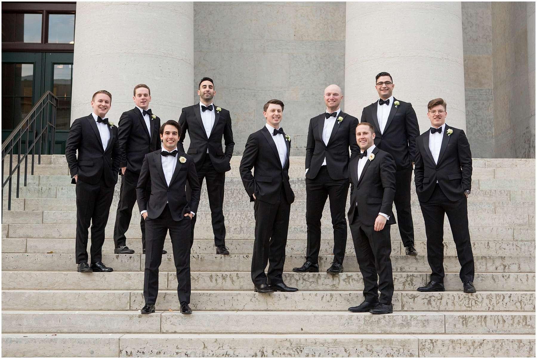 Wedding at the Ohio Statehouse | Columbus Ohio Weddings 168
