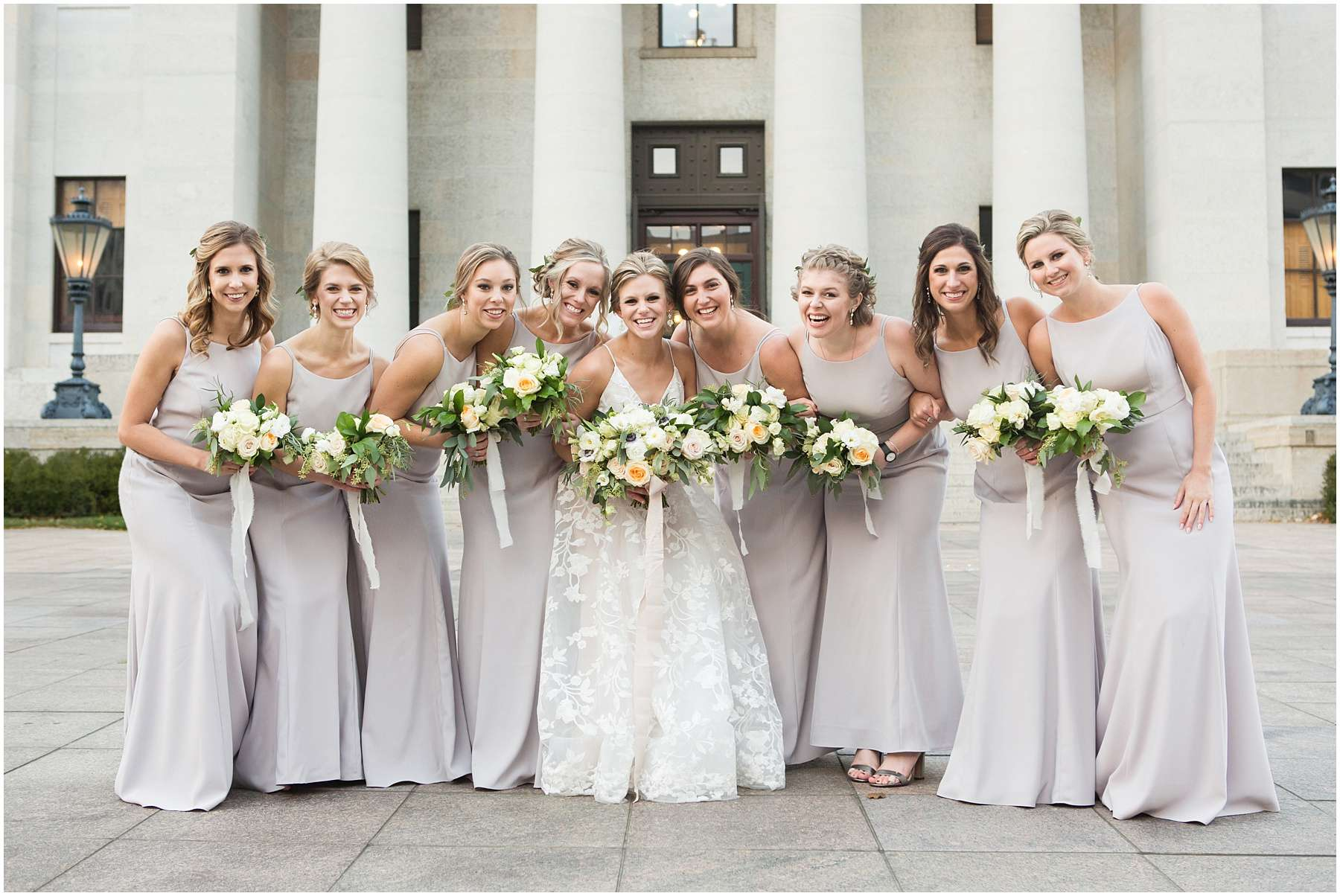 Wedding at the Ohio Statehouse | Columbus Ohio Weddings 172