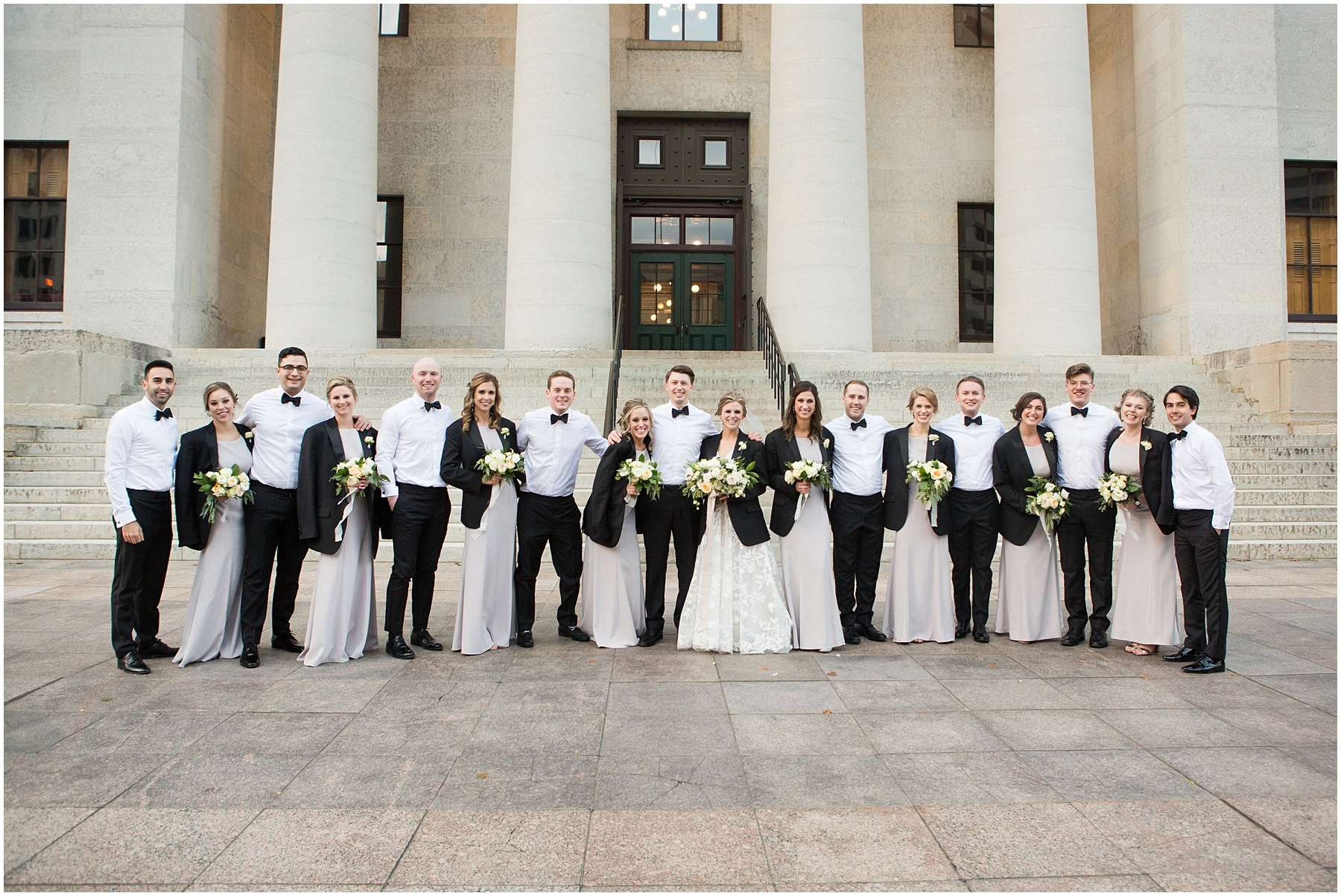Wedding at the Ohio Statehouse | Columbus Ohio Weddings 174