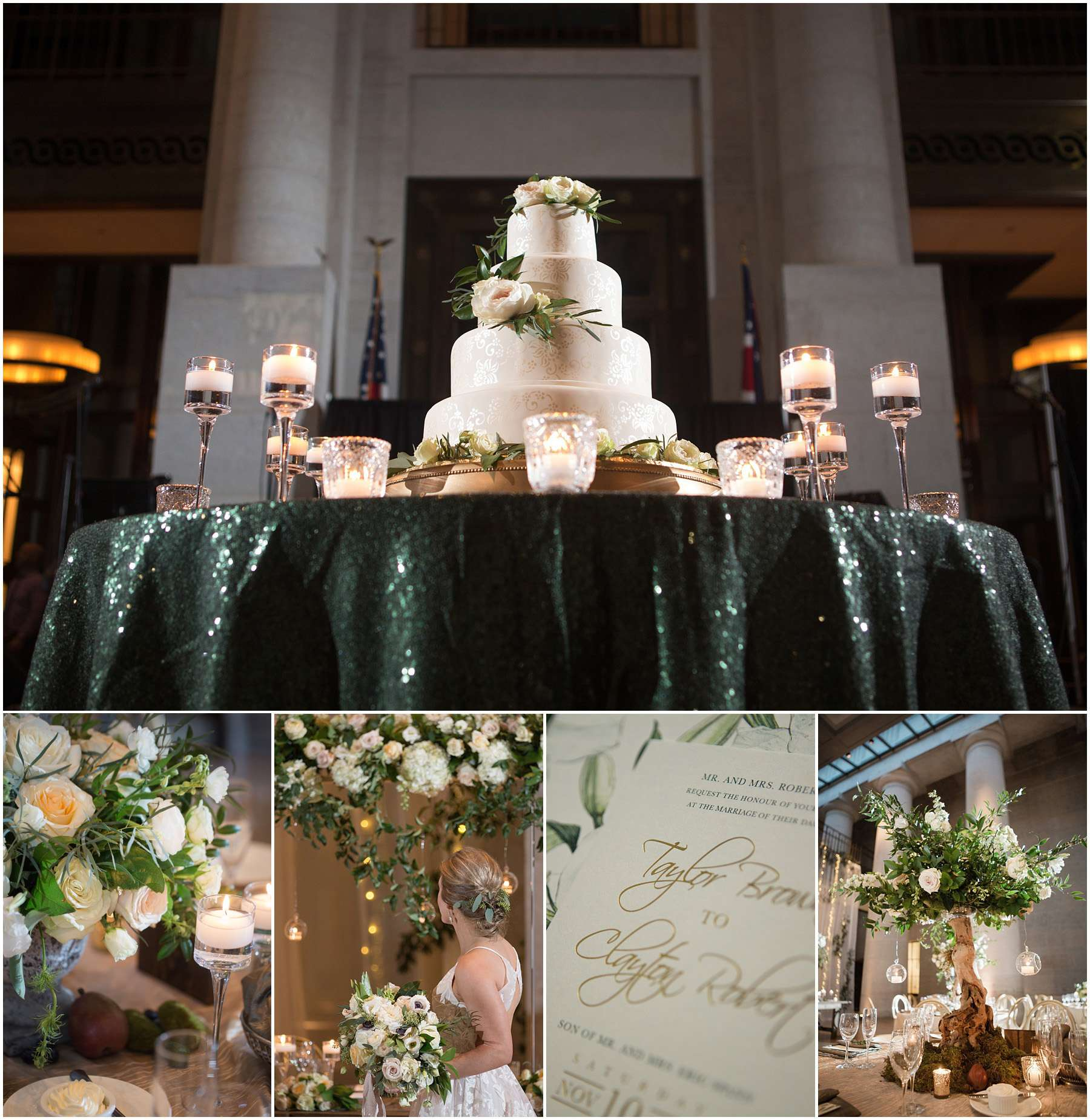 Wedding at the Ohio Statehouse | Columbus Ohio Weddings 182