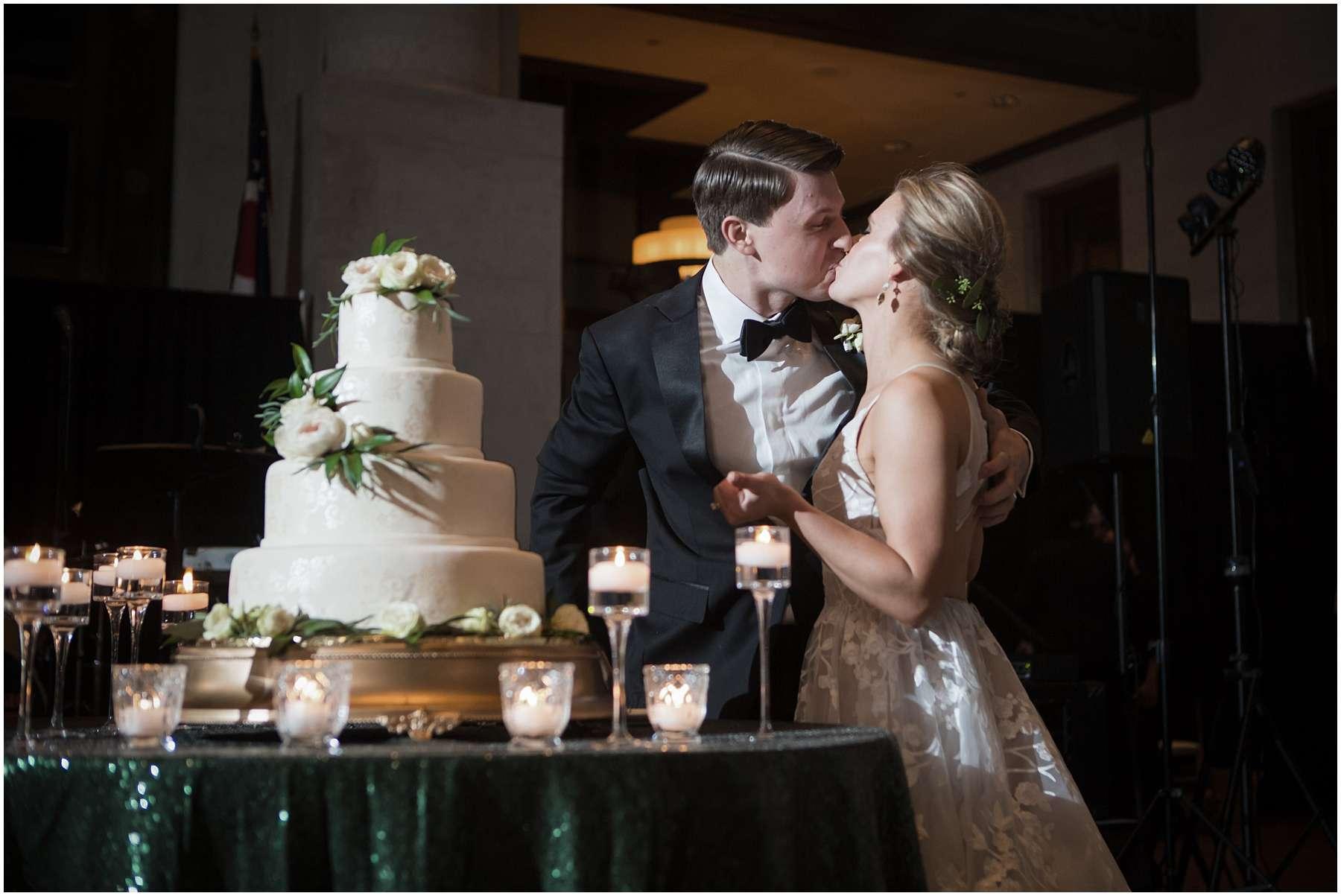 Wedding at the Ohio Statehouse | Columbus Ohio Weddings 216