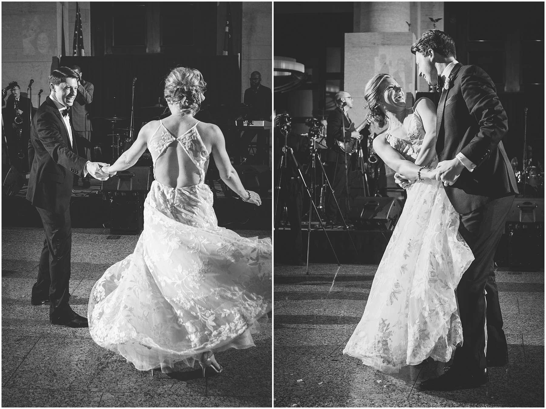 Wedding at the Ohio Statehouse | Columbus Ohio Weddings 218