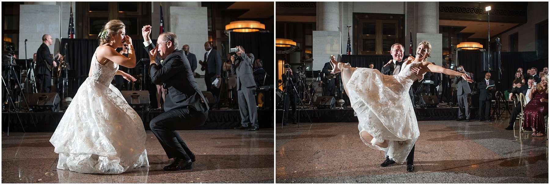 Wedding at the Ohio Statehouse | Columbus Ohio Weddings 224