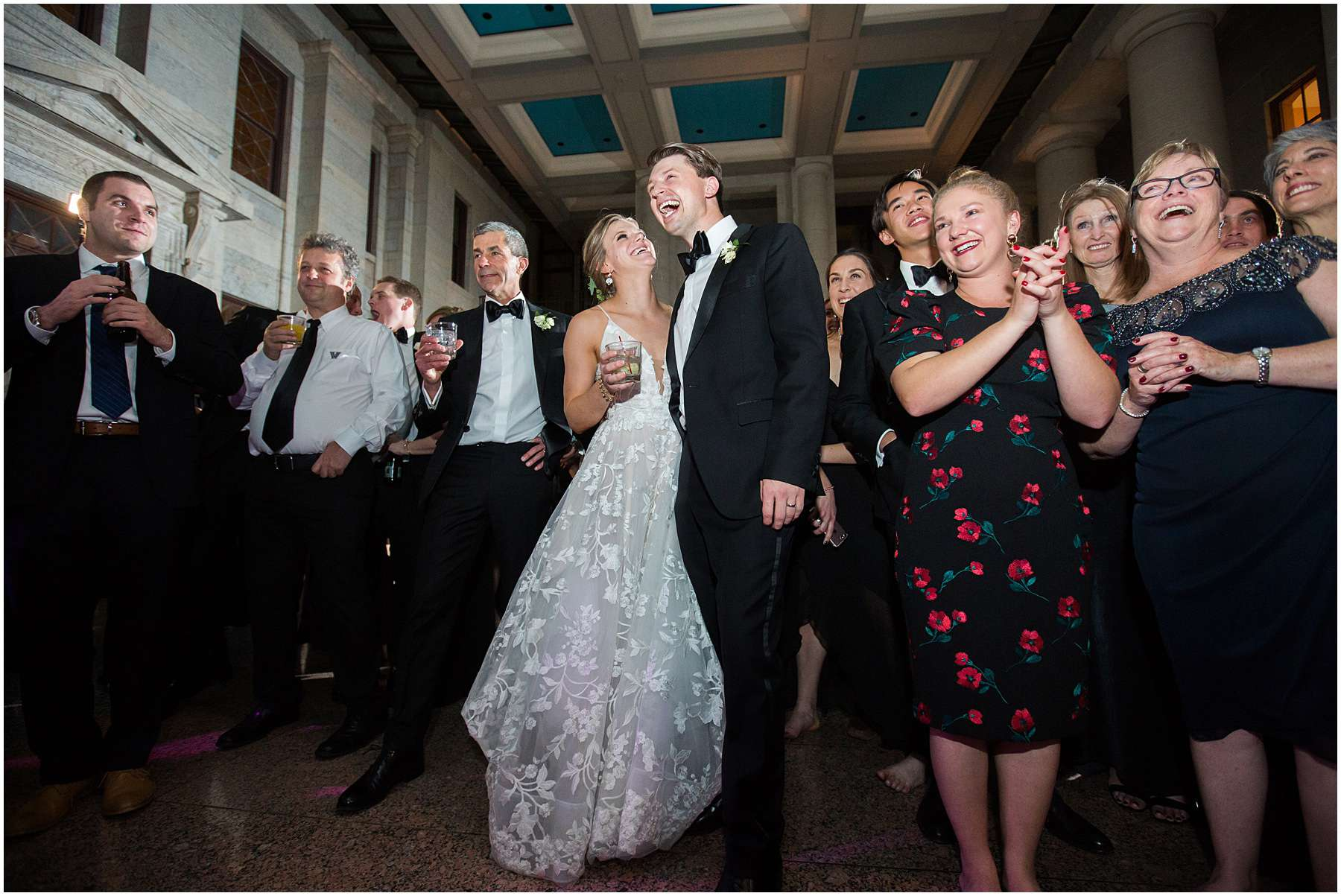 Wedding at the Ohio Statehouse | Columbus Ohio Weddings 230