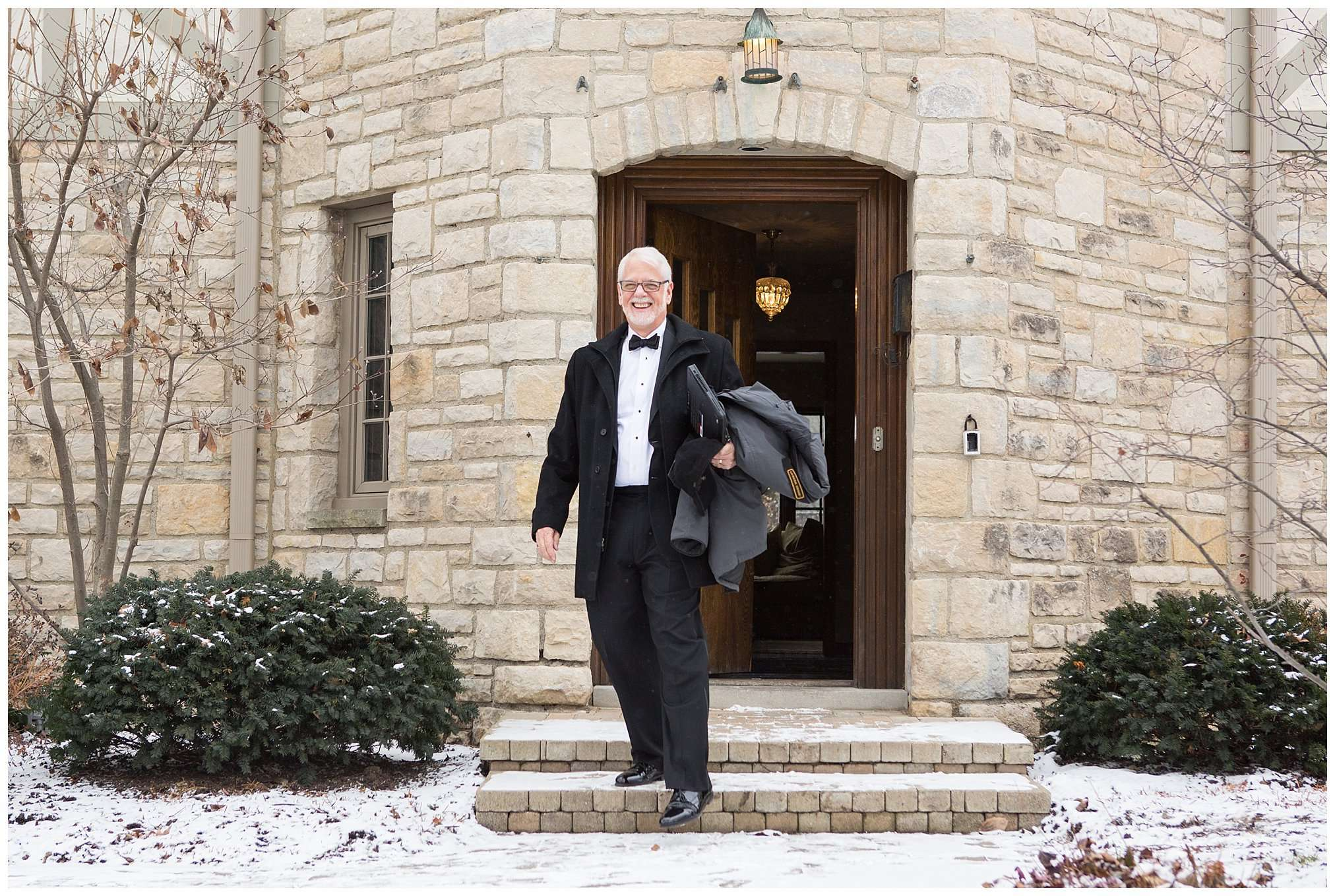 Perfect Winter Wedding at the Columbus Museum of Art 12