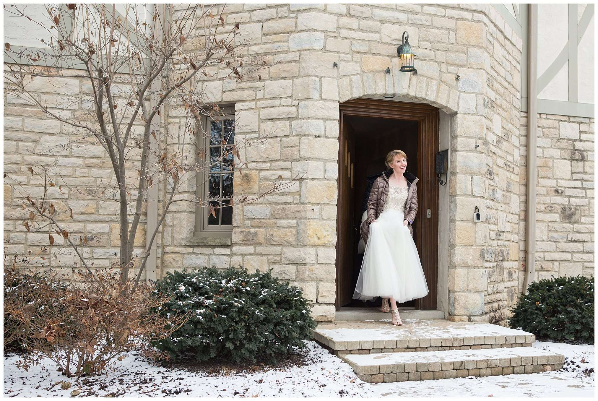 Perfect Winter Wedding at the Columbus Museum of Art 14