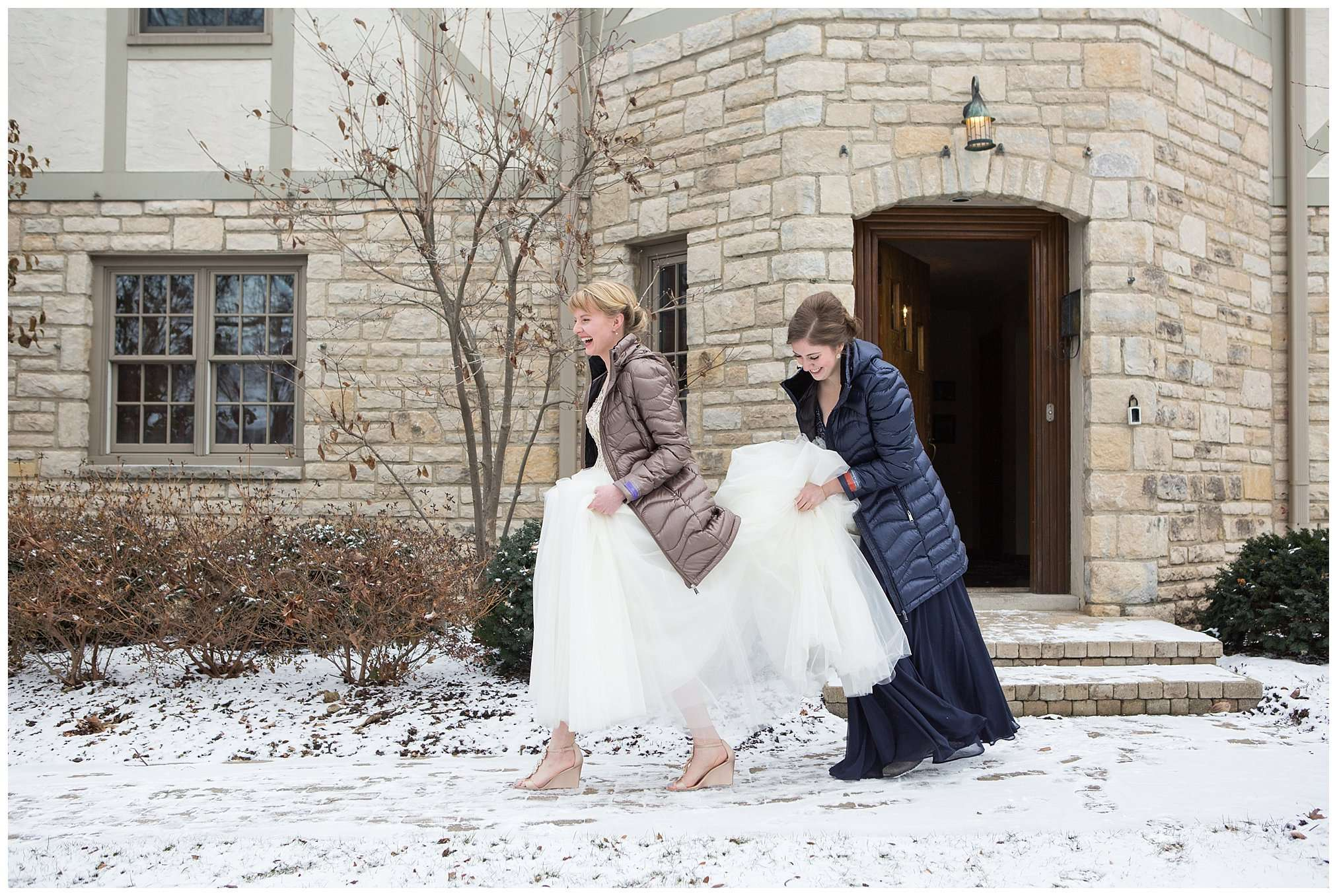 Perfect Winter Wedding at the Columbus Museum of Art 16
