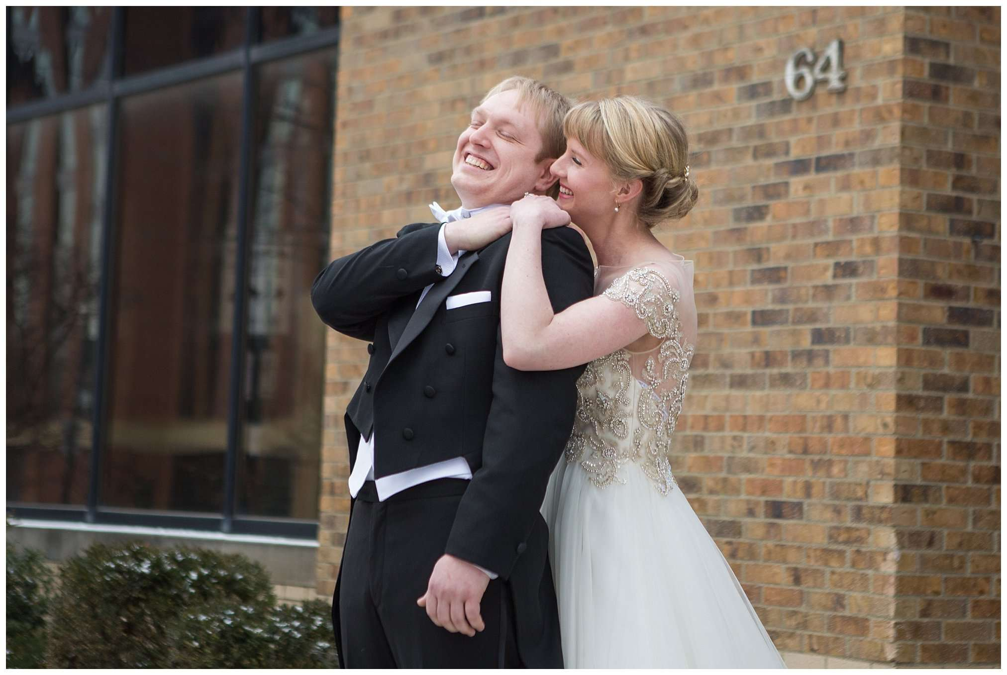 Perfect Winter Wedding at the Columbus Museum of Art 22