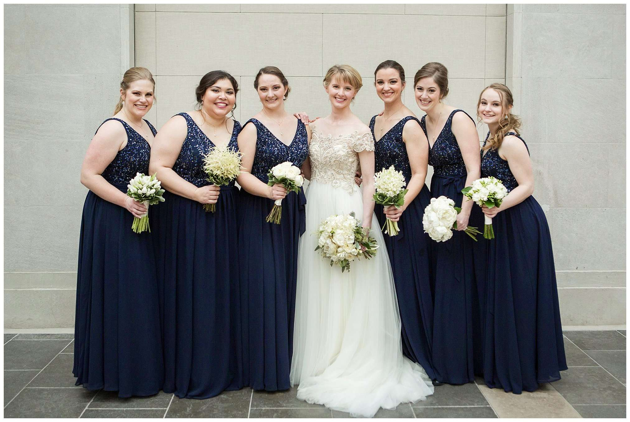 Perfect Winter Wedding at the Columbus Museum of Art 34