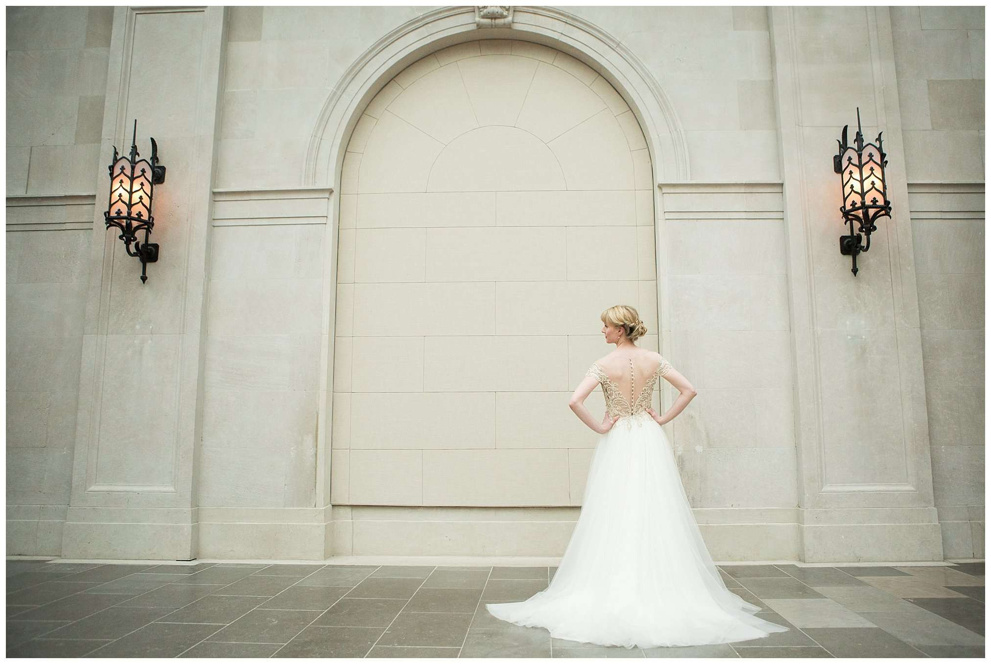 Perfect Winter Wedding at the Columbus Museum of Art 38