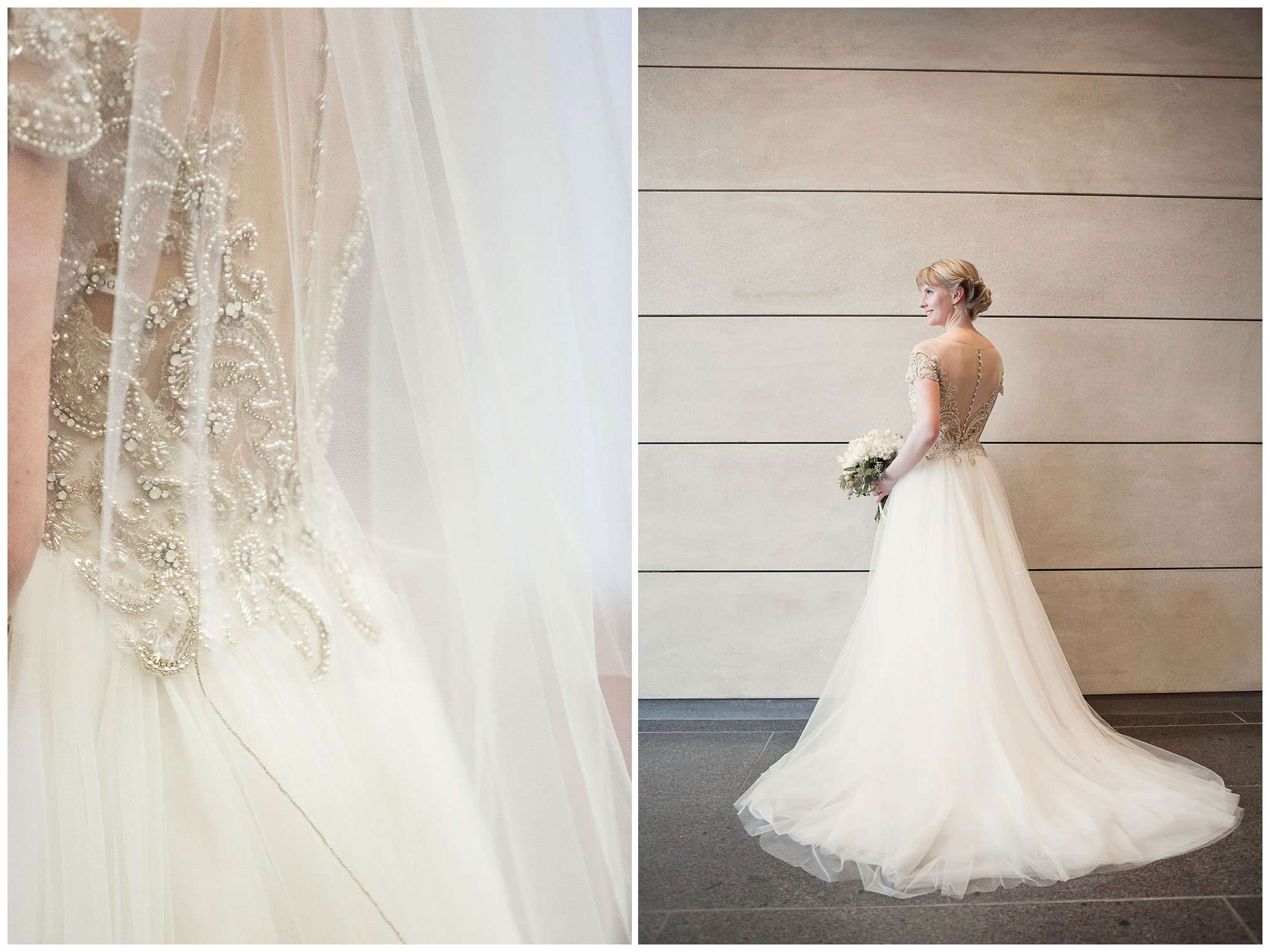 Perfect Winter Wedding at the Columbus Museum of Art 44
