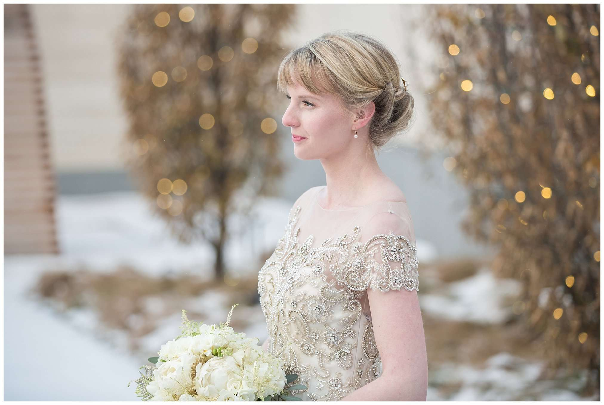 Perfect Winter Wedding at the Columbus Museum of Art 60