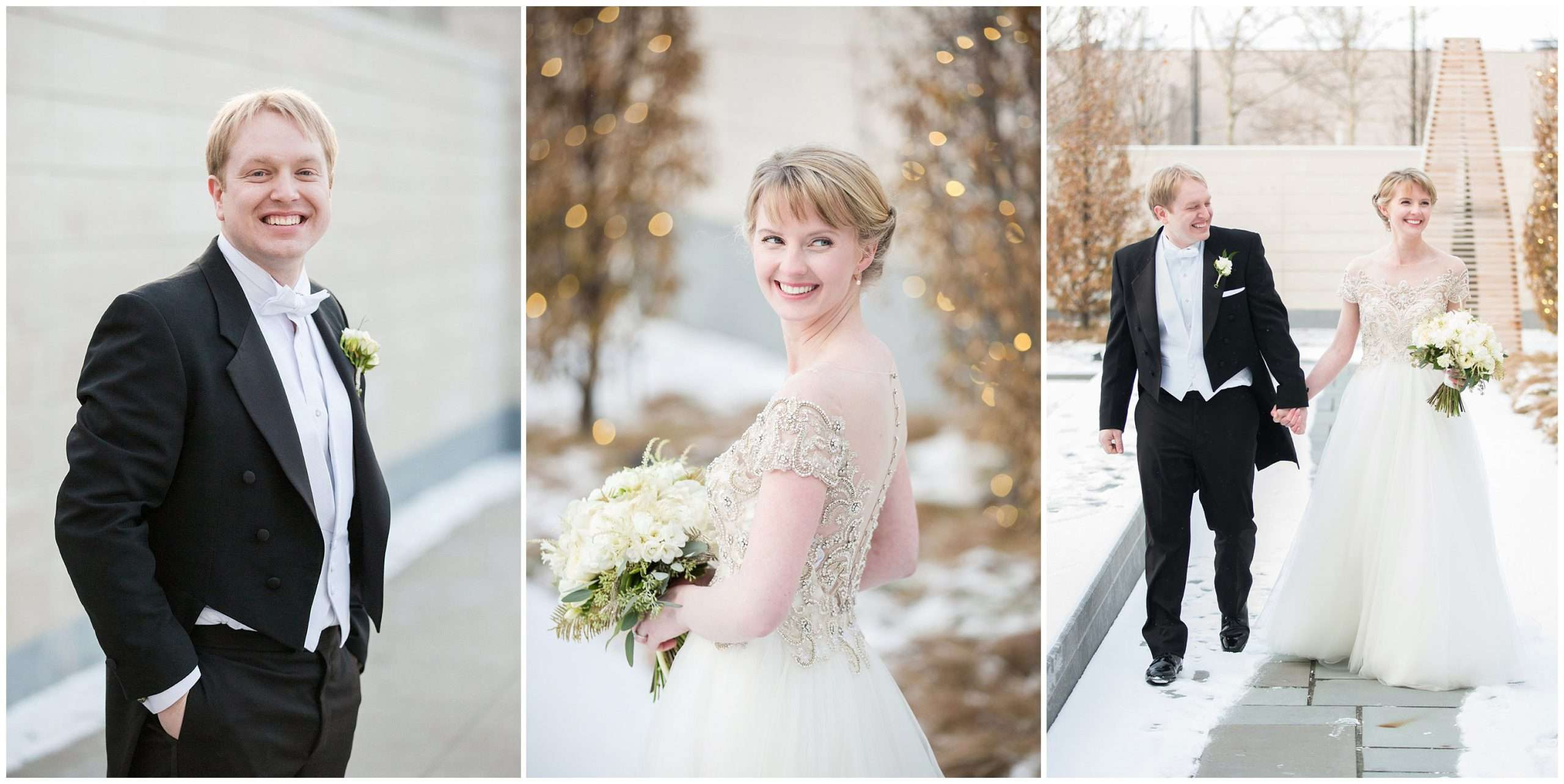 Perfect Winter Wedding at the Columbus Museum of Art 68