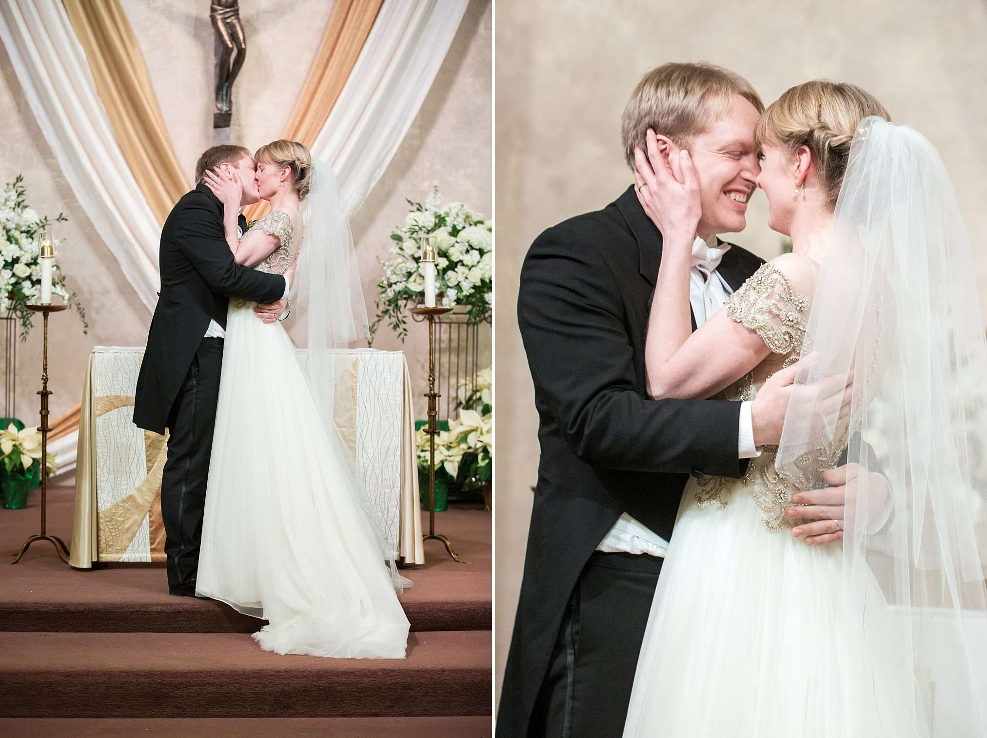 Perfect Winter Wedding at the Columbus Museum of Art 94