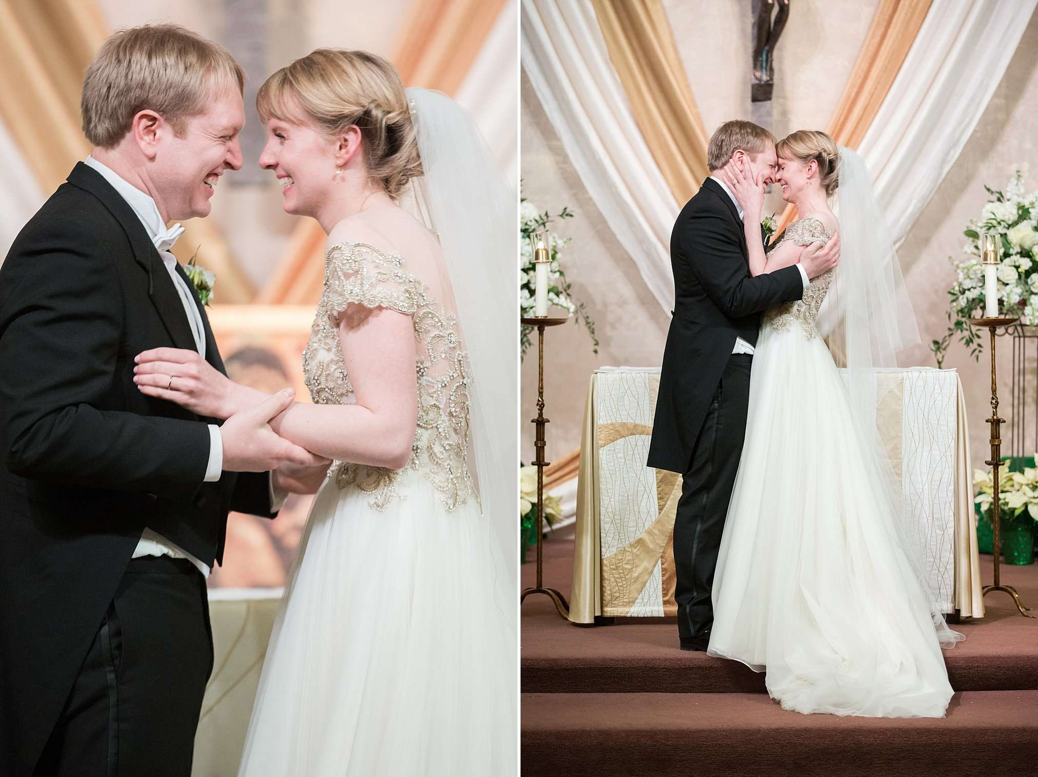 Perfect Winter Wedding at the Columbus Museum of Art 96