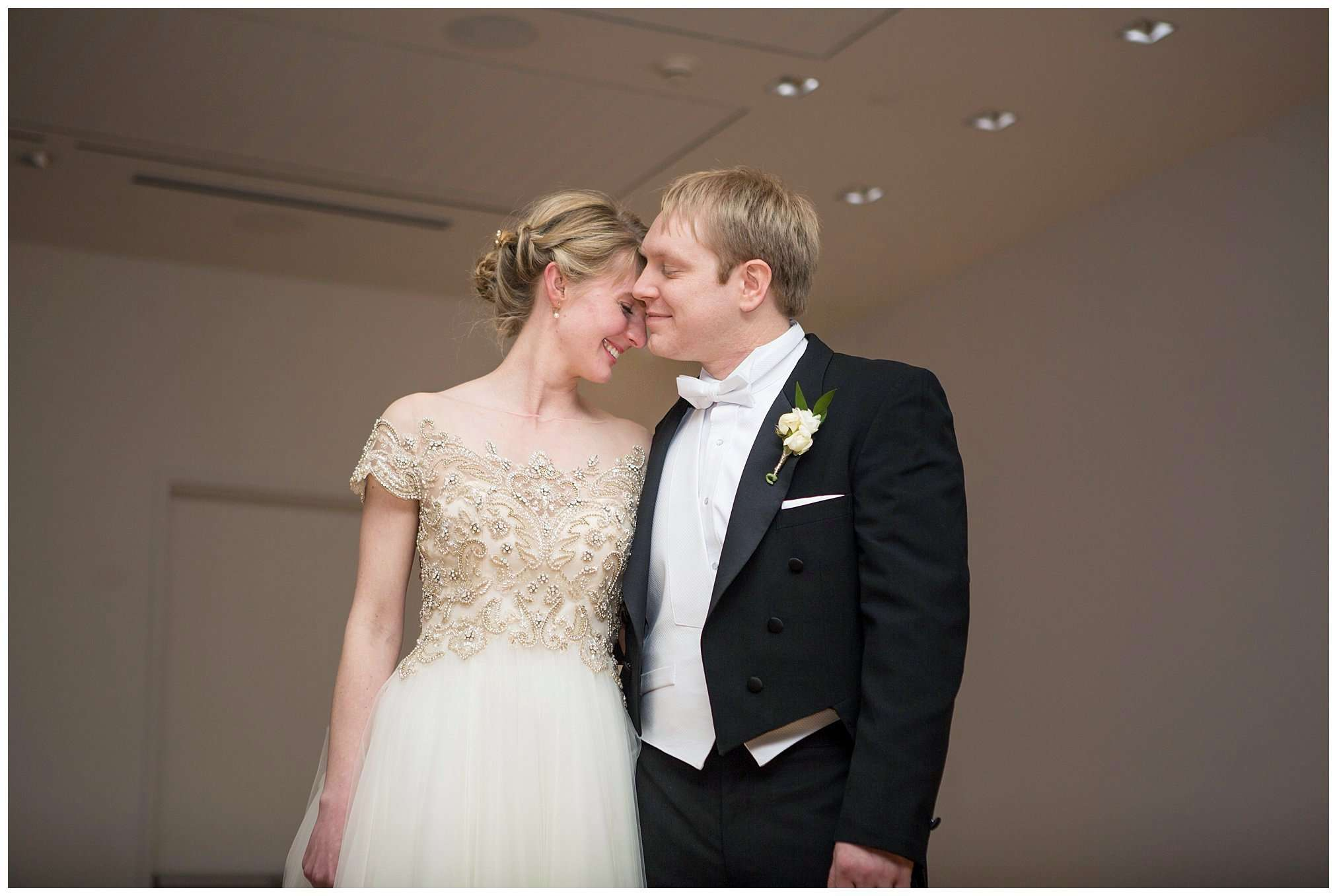 Perfect Winter Wedding at the Columbus Museum of Art 126