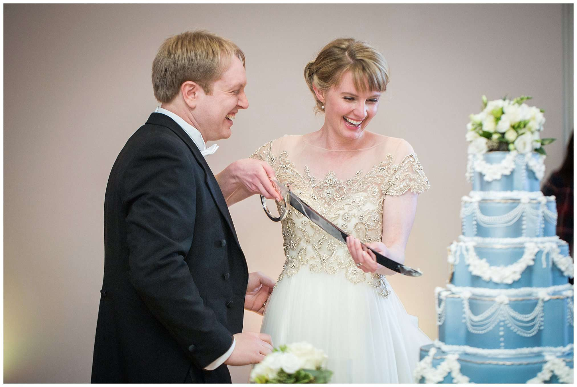 Perfect Winter Wedding at the Columbus Museum of Art 128