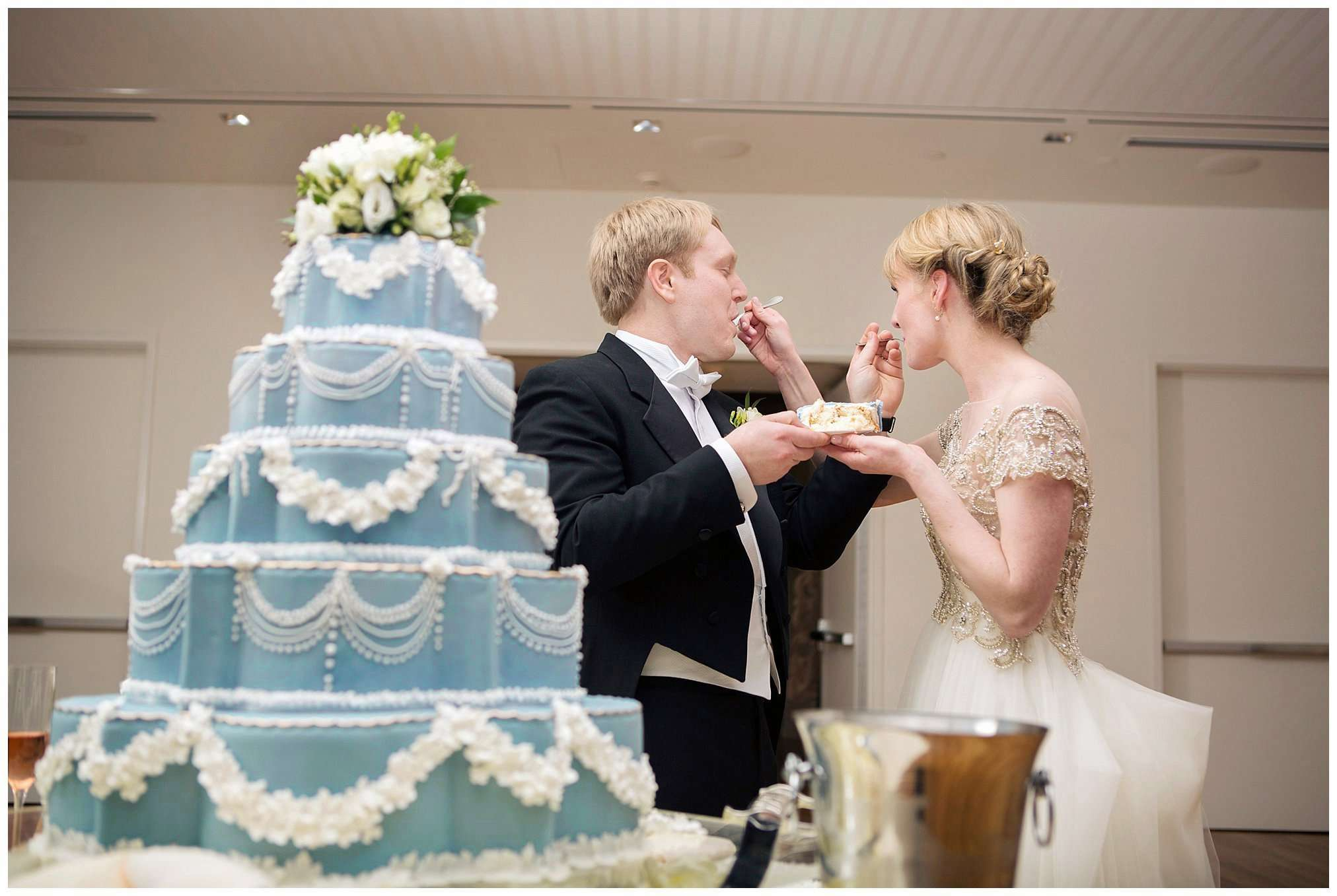 Perfect Winter Wedding at the Columbus Museum of Art 130