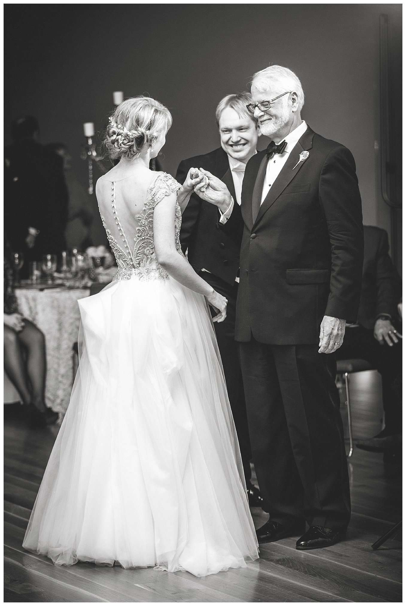 Perfect Winter Wedding at the Columbus Museum of Art 140