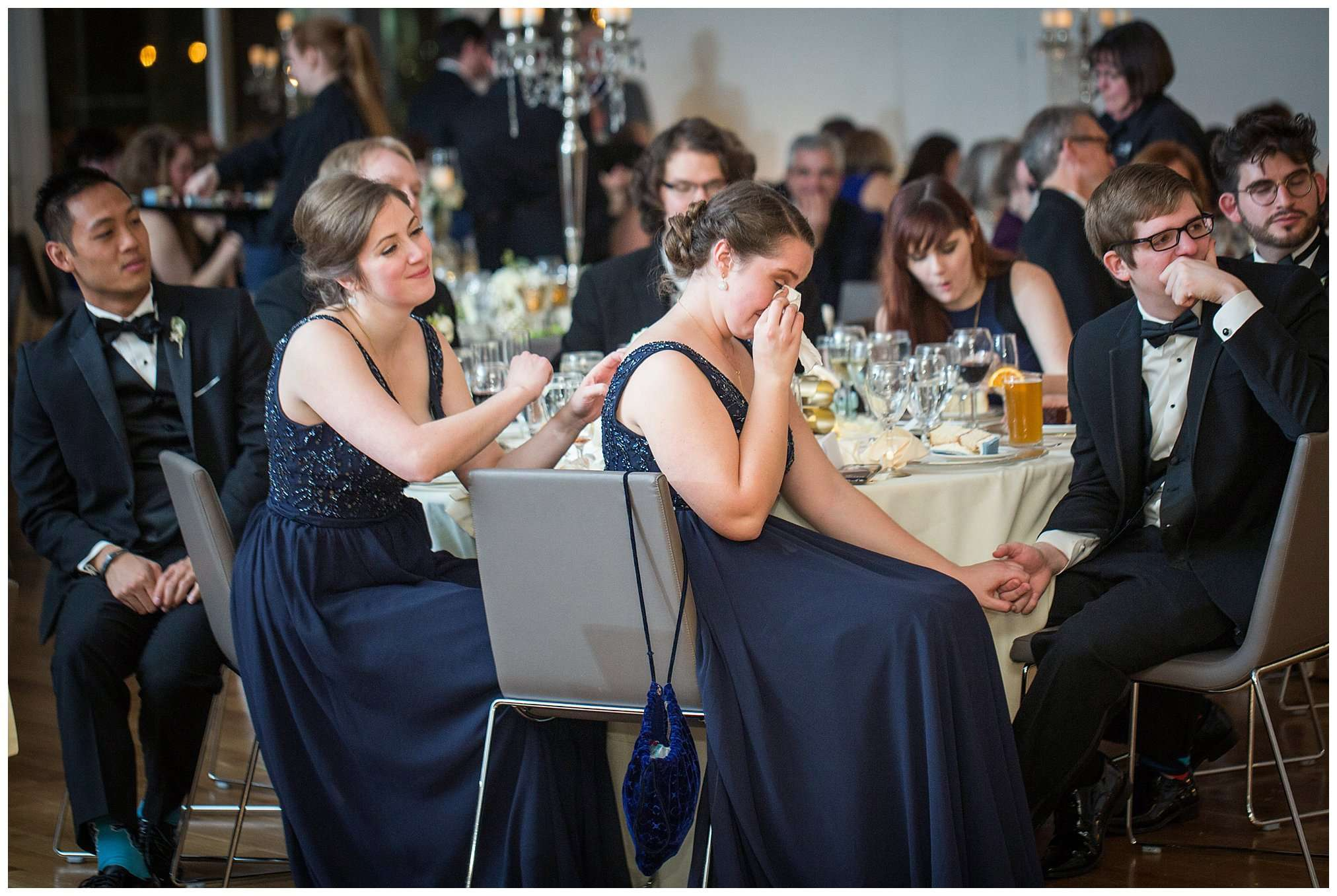 Perfect Winter Wedding at the Columbus Museum of Art 146