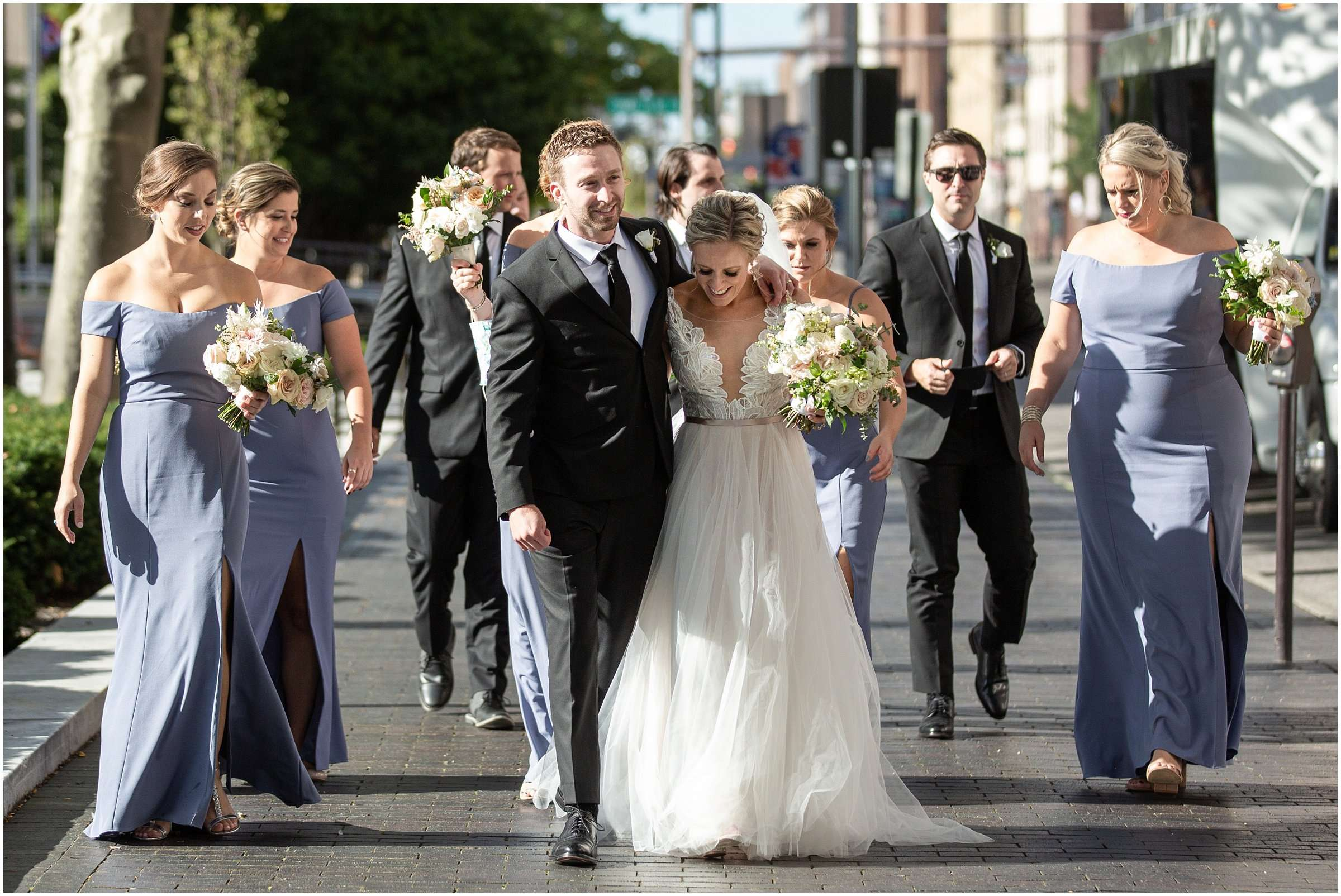 Late Summer Wedding at The Fives Columbus 90