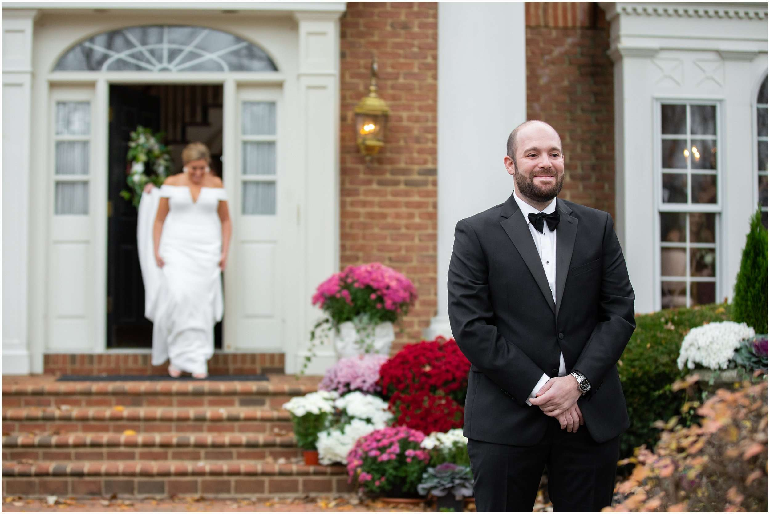 Fall Wedding at the Jefferson Golf and Country Club | Ohio Wedding Photography 34