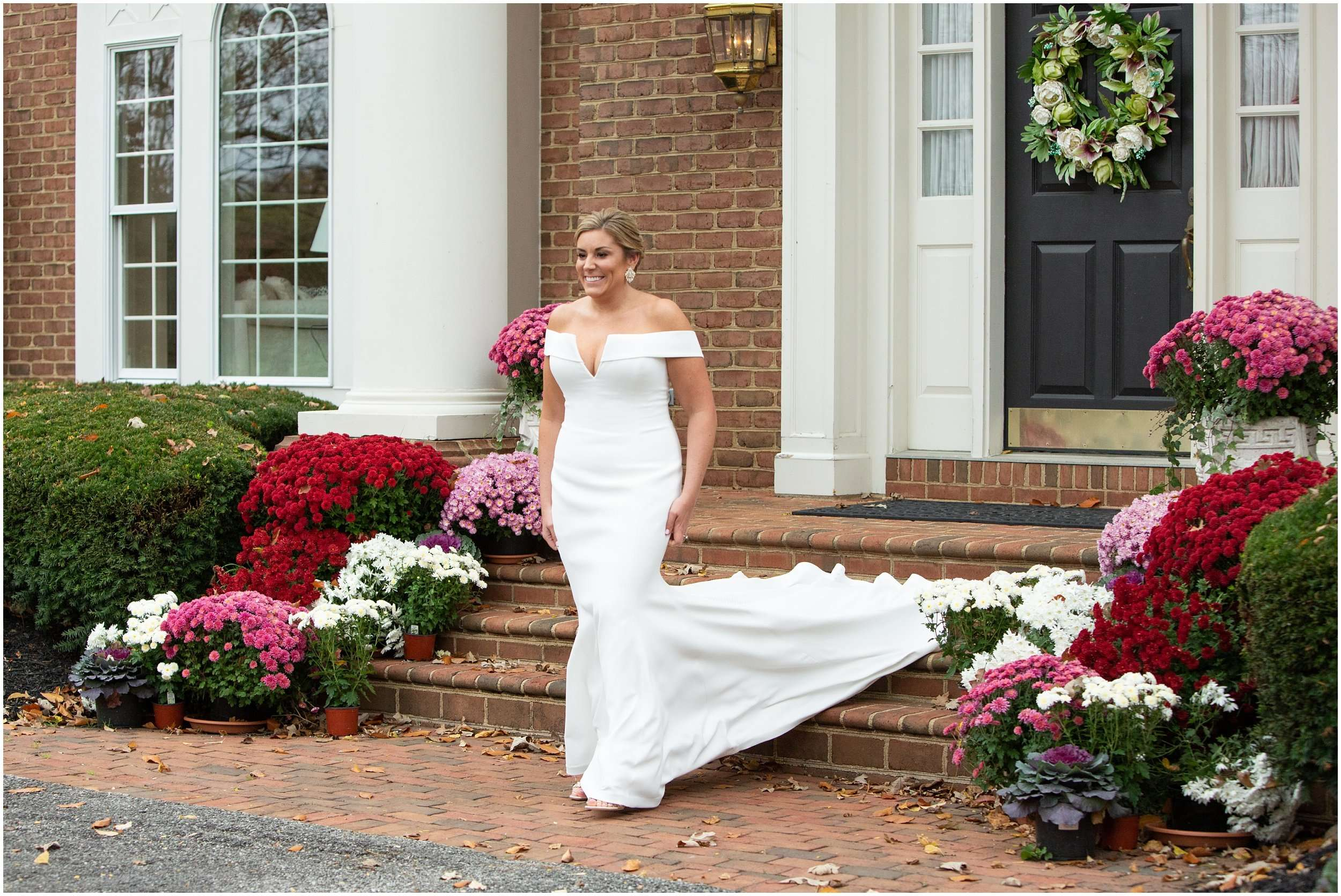 Fall Wedding at the Jefferson Golf and Country Club | Ohio Wedding Photography 38