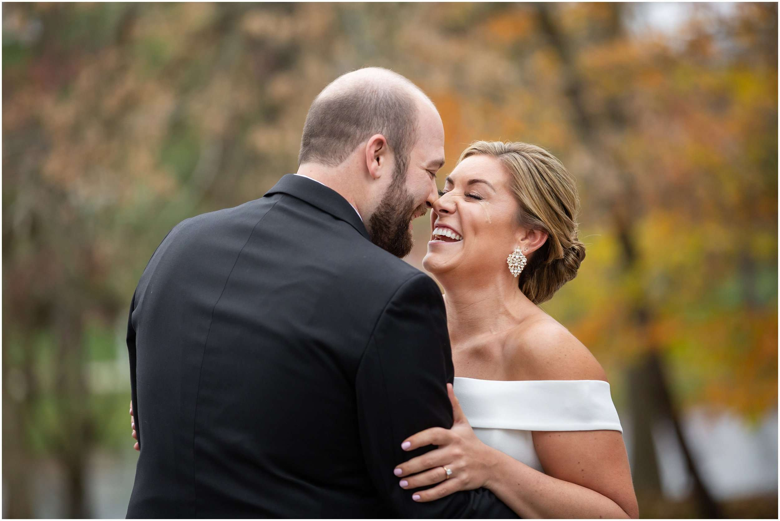 Fall Wedding at the Jefferson Golf and Country Club | Ohio Wedding Photography 48