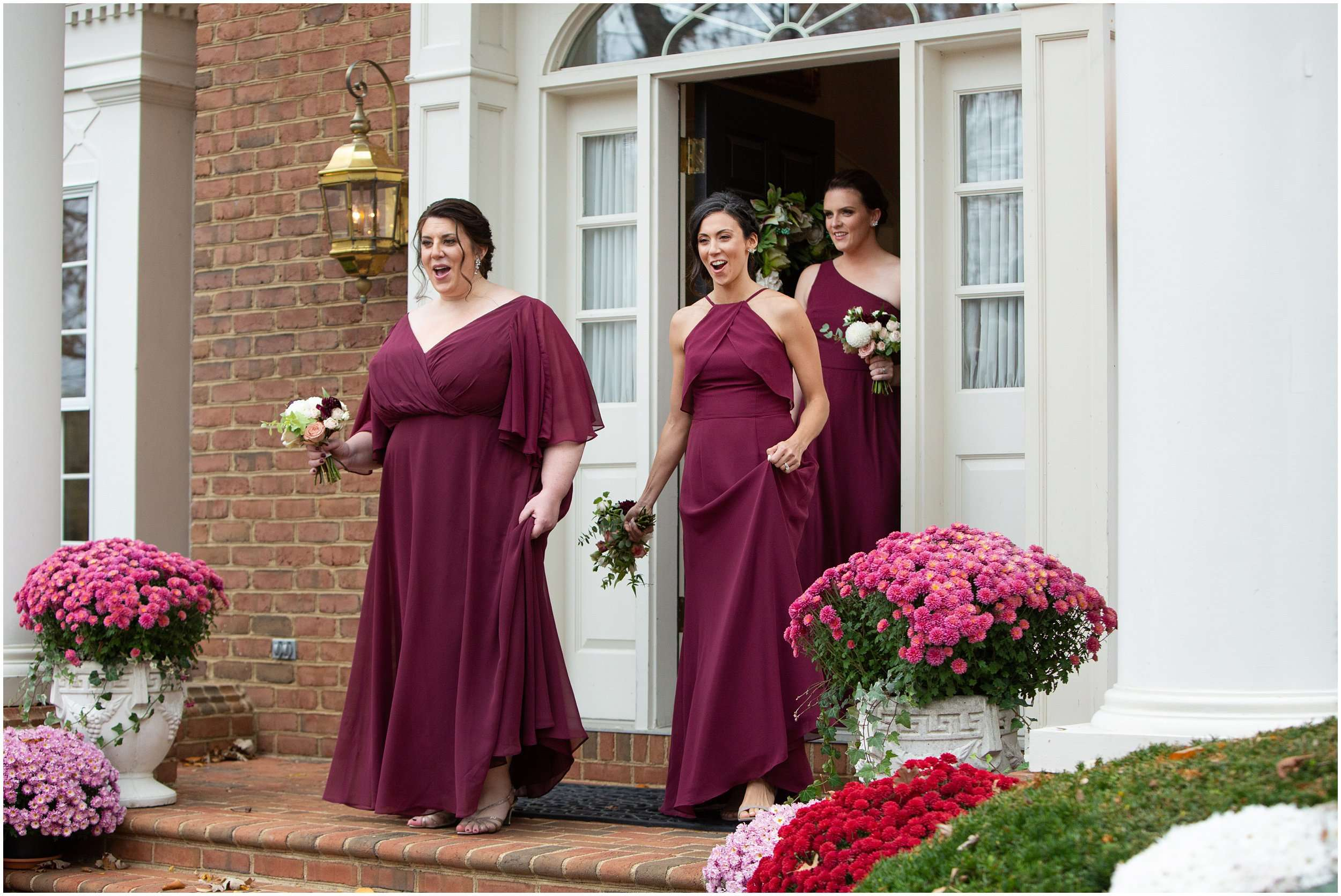 Fall Wedding at the Jefferson Golf and Country Club | Ohio Wedding Photography 52