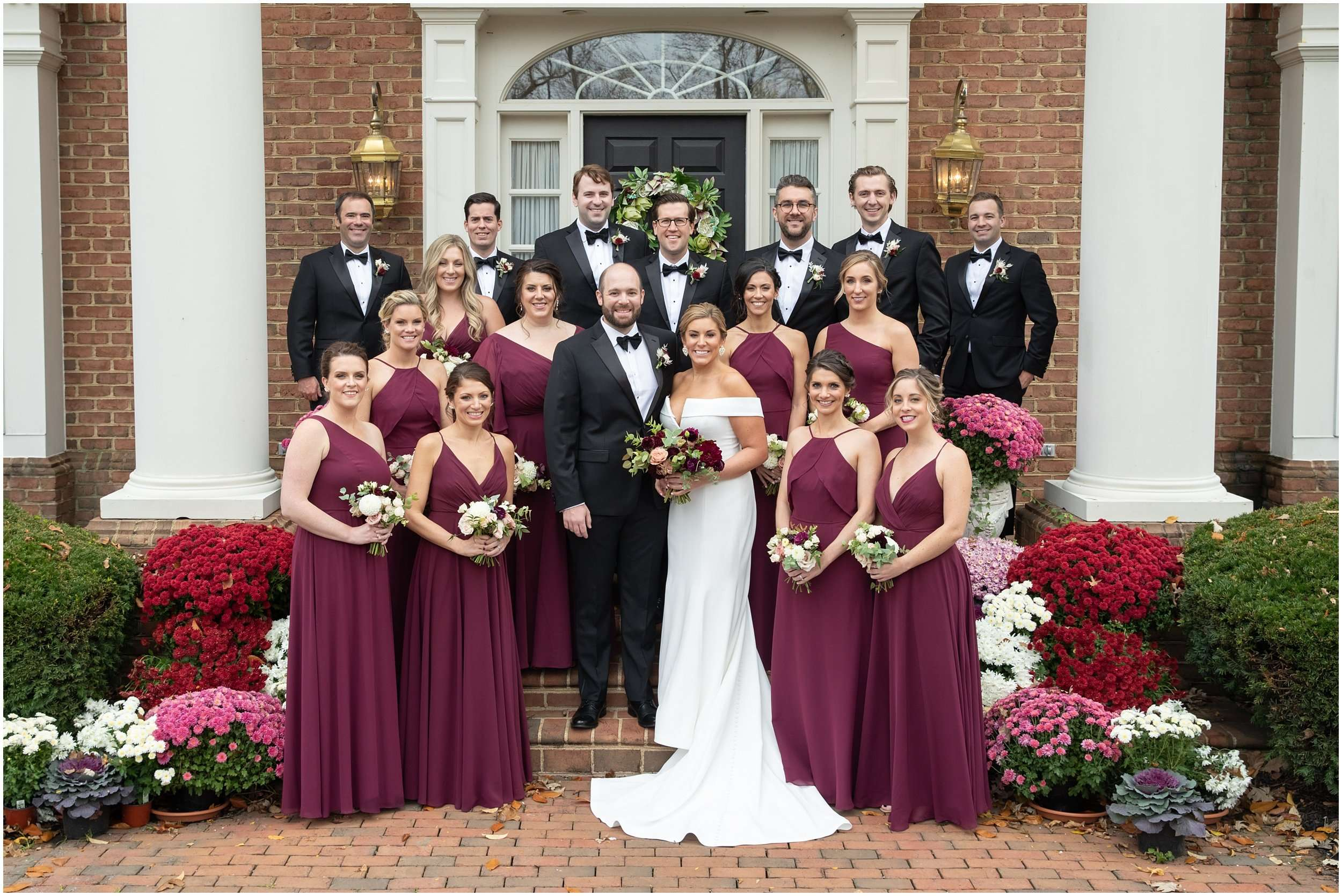 Fall Wedding at the Jefferson Golf and Country Club | Ohio Wedding Photography 60