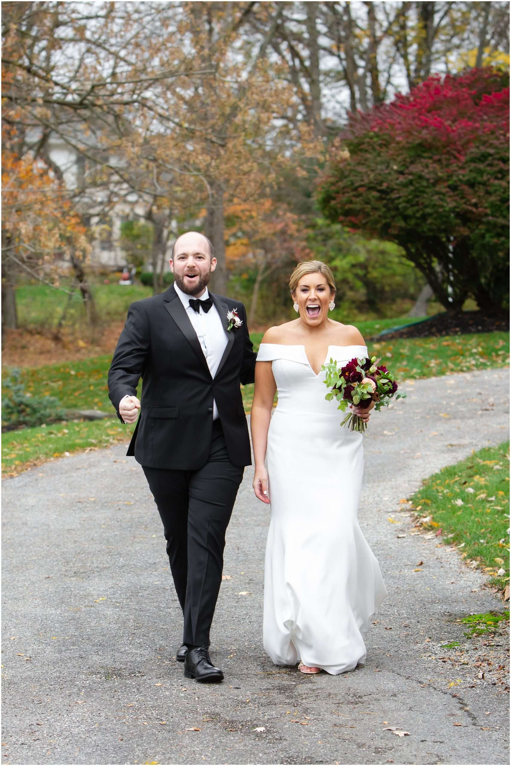 Fall Wedding at the Jefferson Golf and Country Club | Ohio Wedding Photography 64