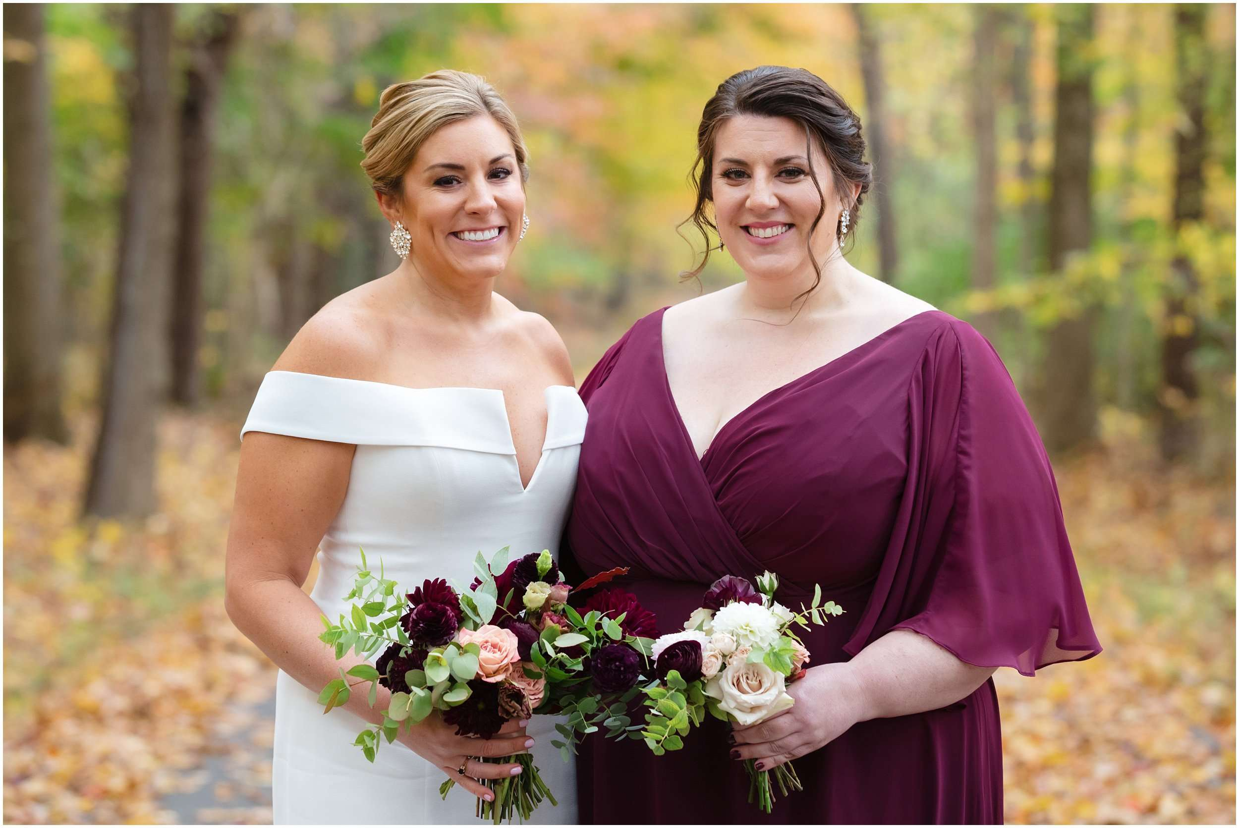 Fall Wedding at the Jefferson Golf and Country Club | Ohio Wedding Photography 76