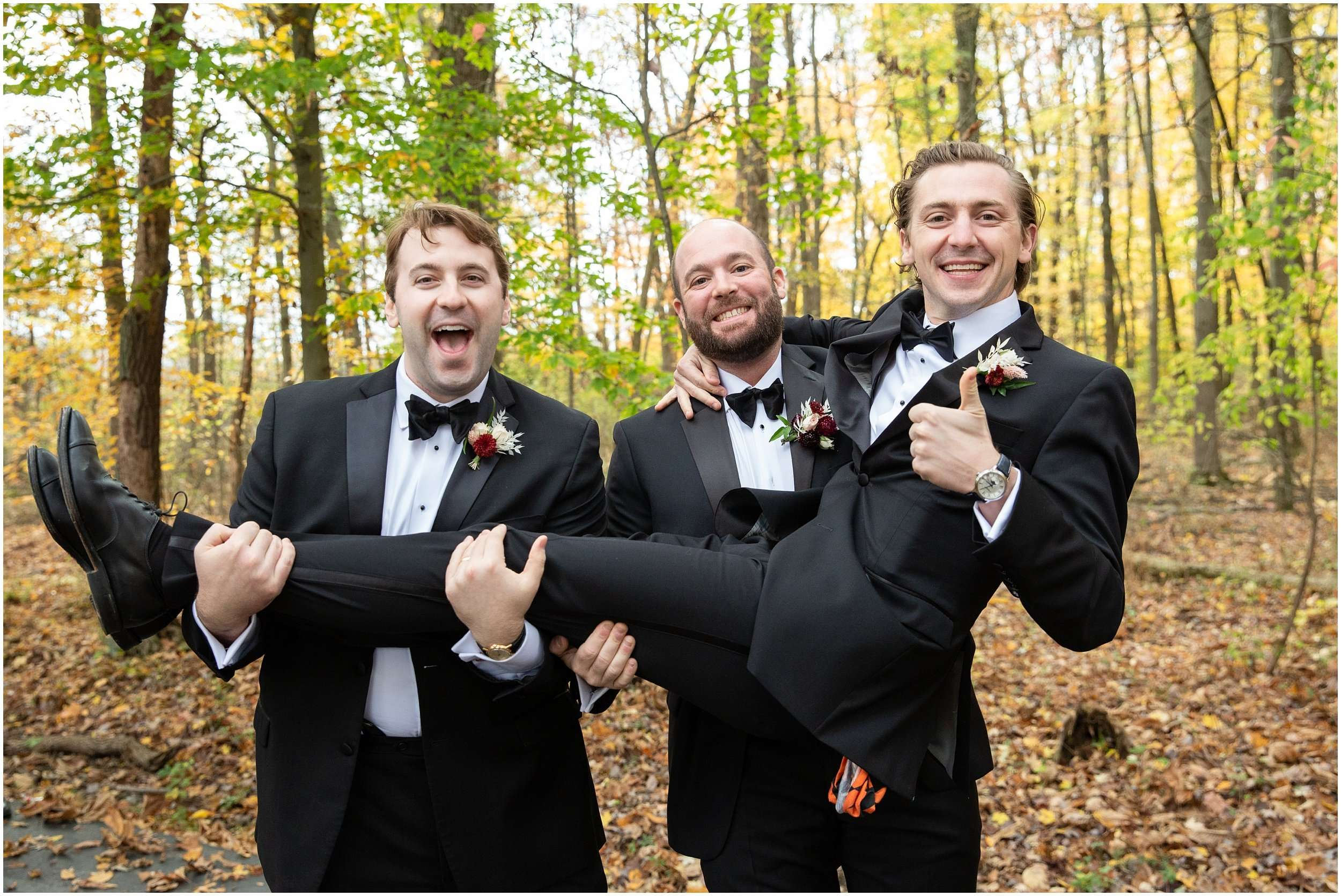 Fall Wedding at the Jefferson Golf and Country Club | Ohio Wedding Photography 78